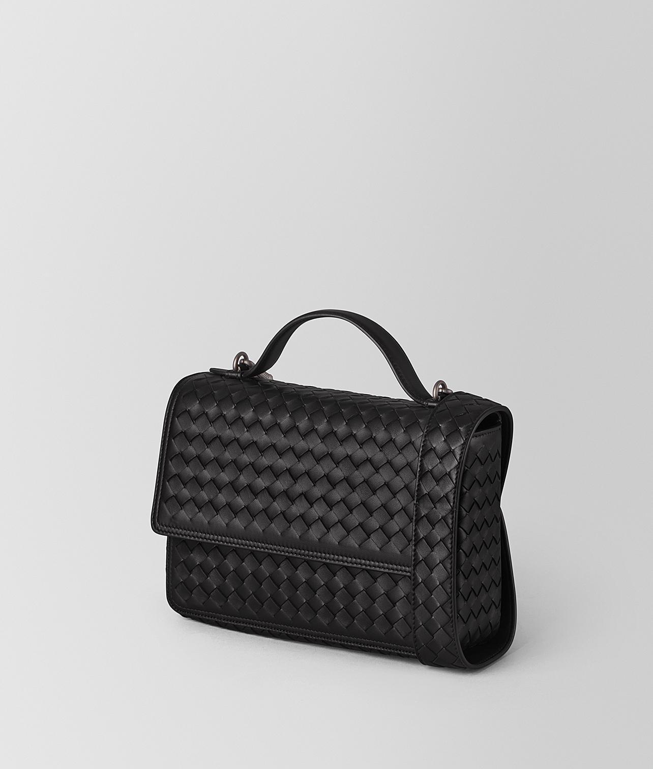 f55f5db151 Bottega Veneta Alumna Bag in Black - Lyst