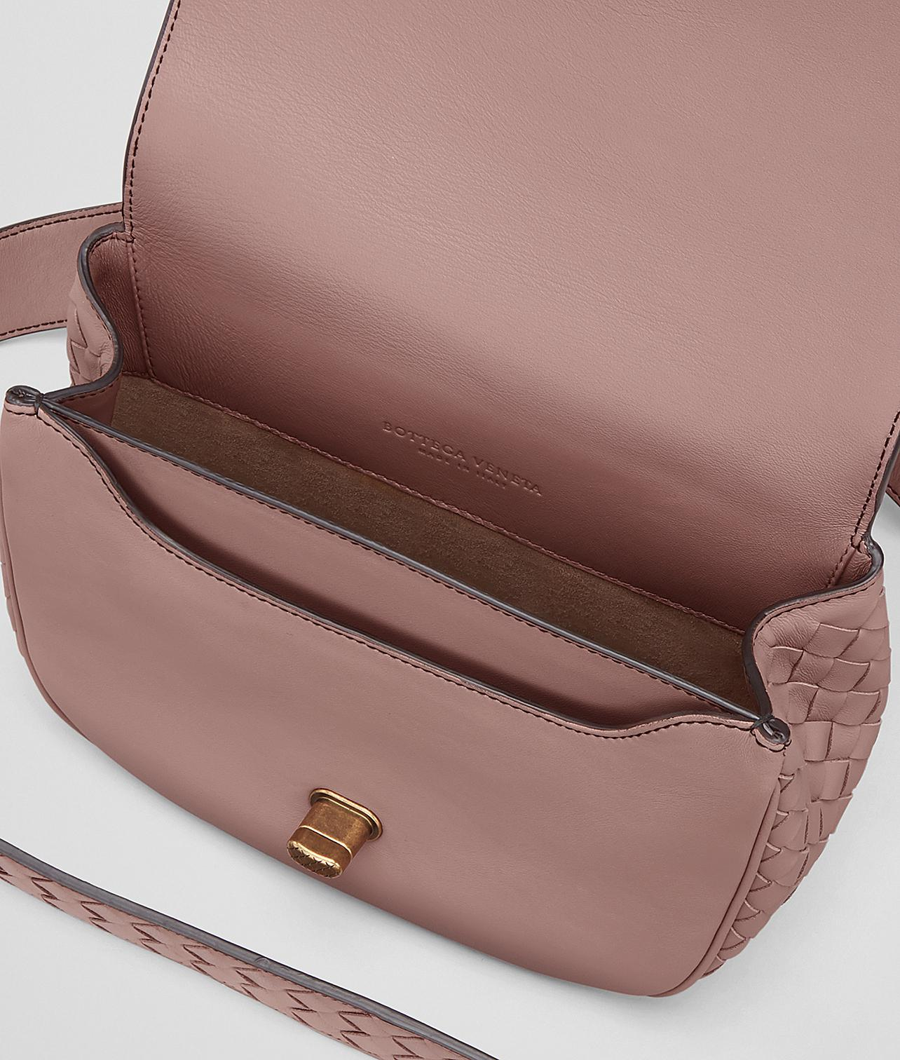 47d47f98b841 Bottega Veneta - Pink Bv Luna Bag In Nappa - Lyst. View fullscreen