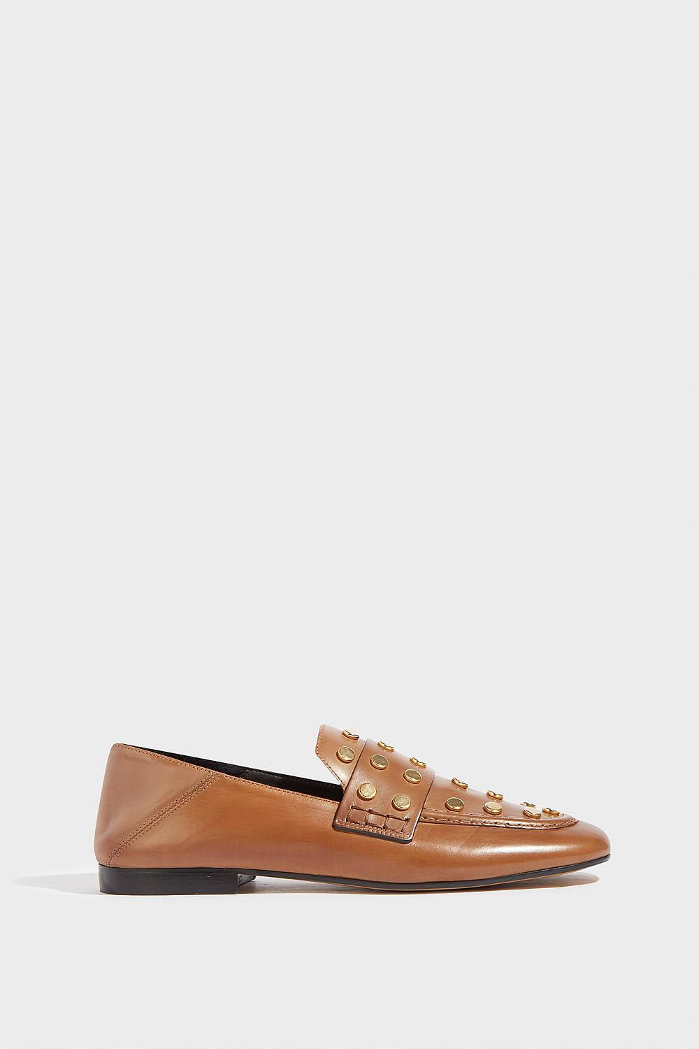 6fc819f0bf0 Isabel Marant. Women s Feenie Studded Leather Loafers