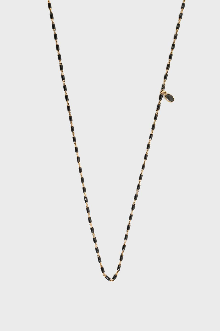 enamelled charm necklace - Metallic Isabel Marant wpSICsahKH