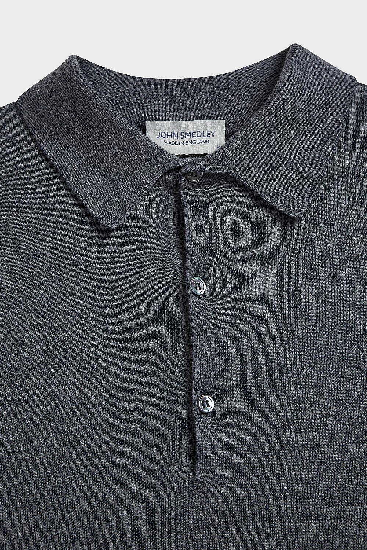 e869d4ce John Smedley - Multicolor Bradwell Cotton Polo Shirt for Men - Lyst