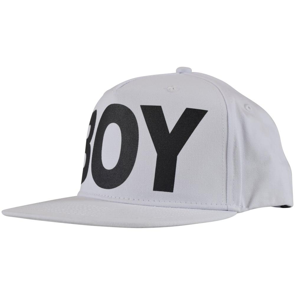 4b12dc4fd1e Lyst - BOY London Snapback 1268 W b for Men