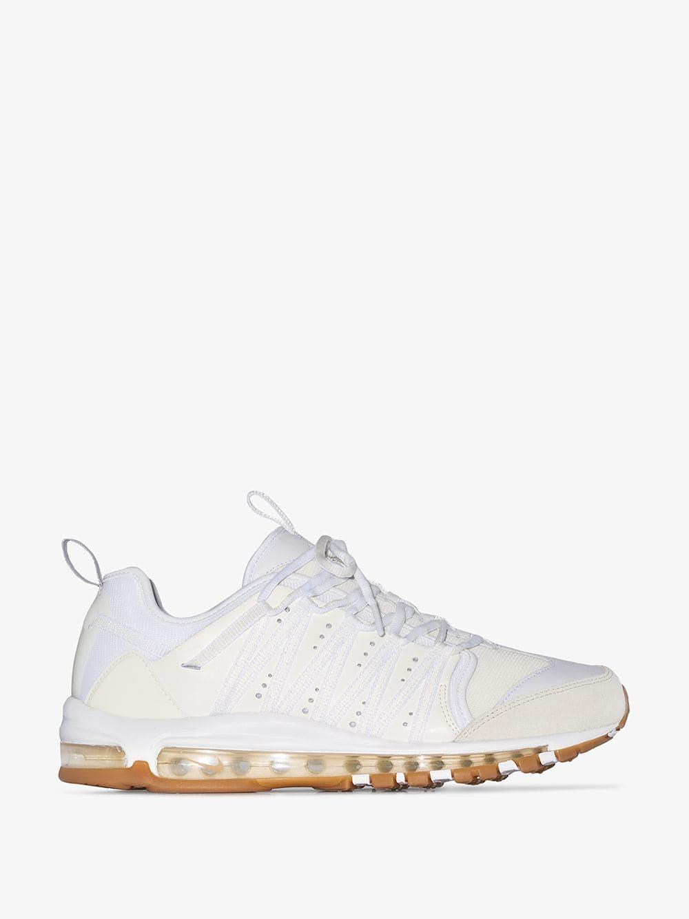 c27029c7 Nike X Clot White Air Max 97 Low Top Sneakers in White for Men - Lyst