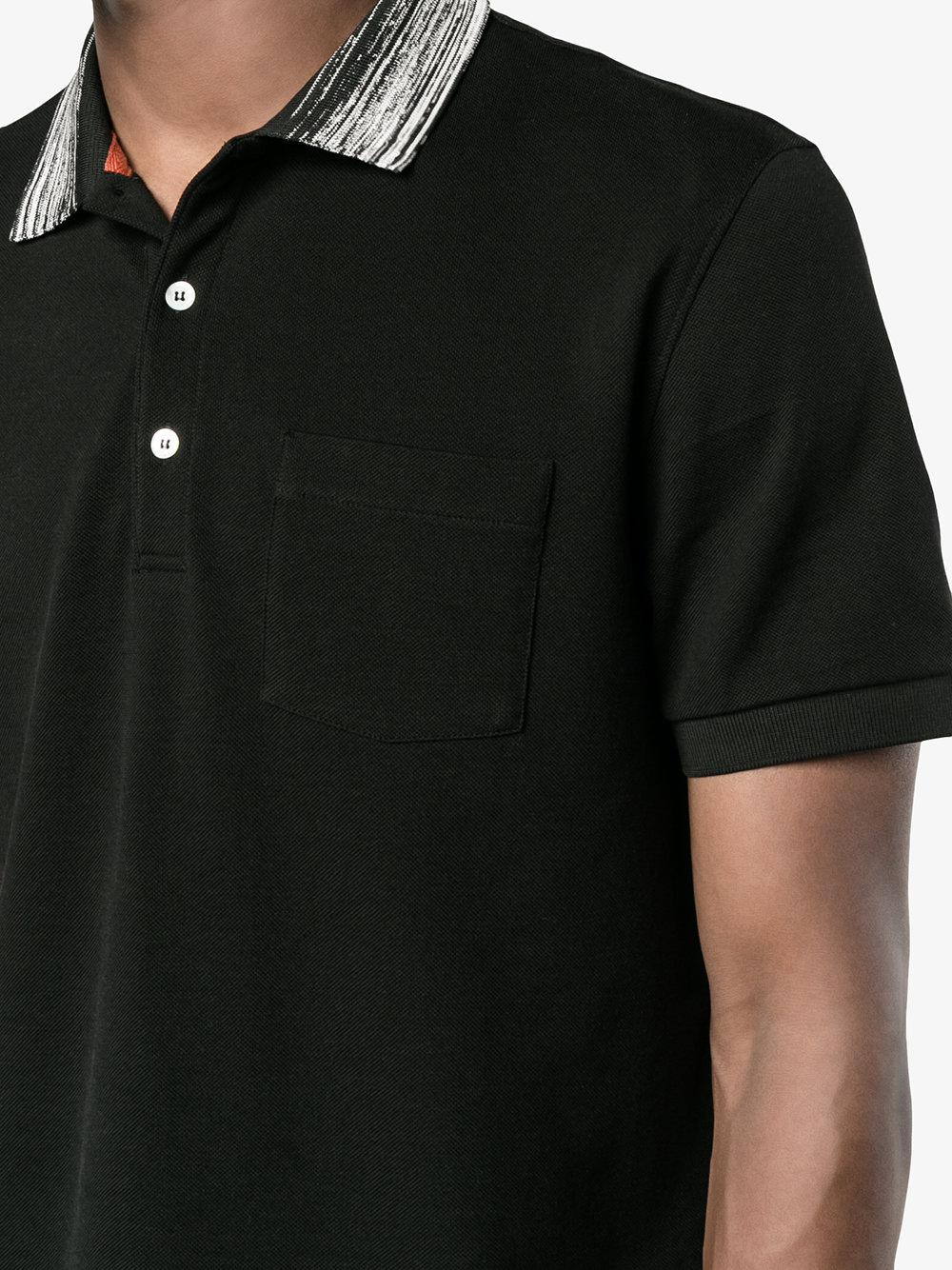 dd1a0499 Short Sleeve Polo Shirts With Breast Pocket