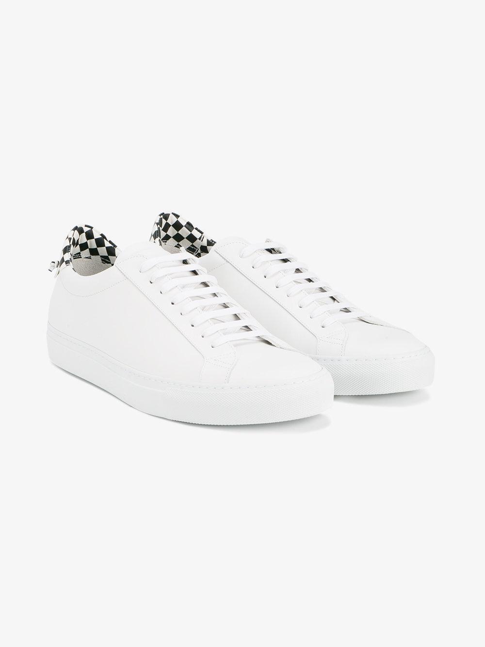 Versace Black Reverse Logo Urban Street Sneakers kJay63d