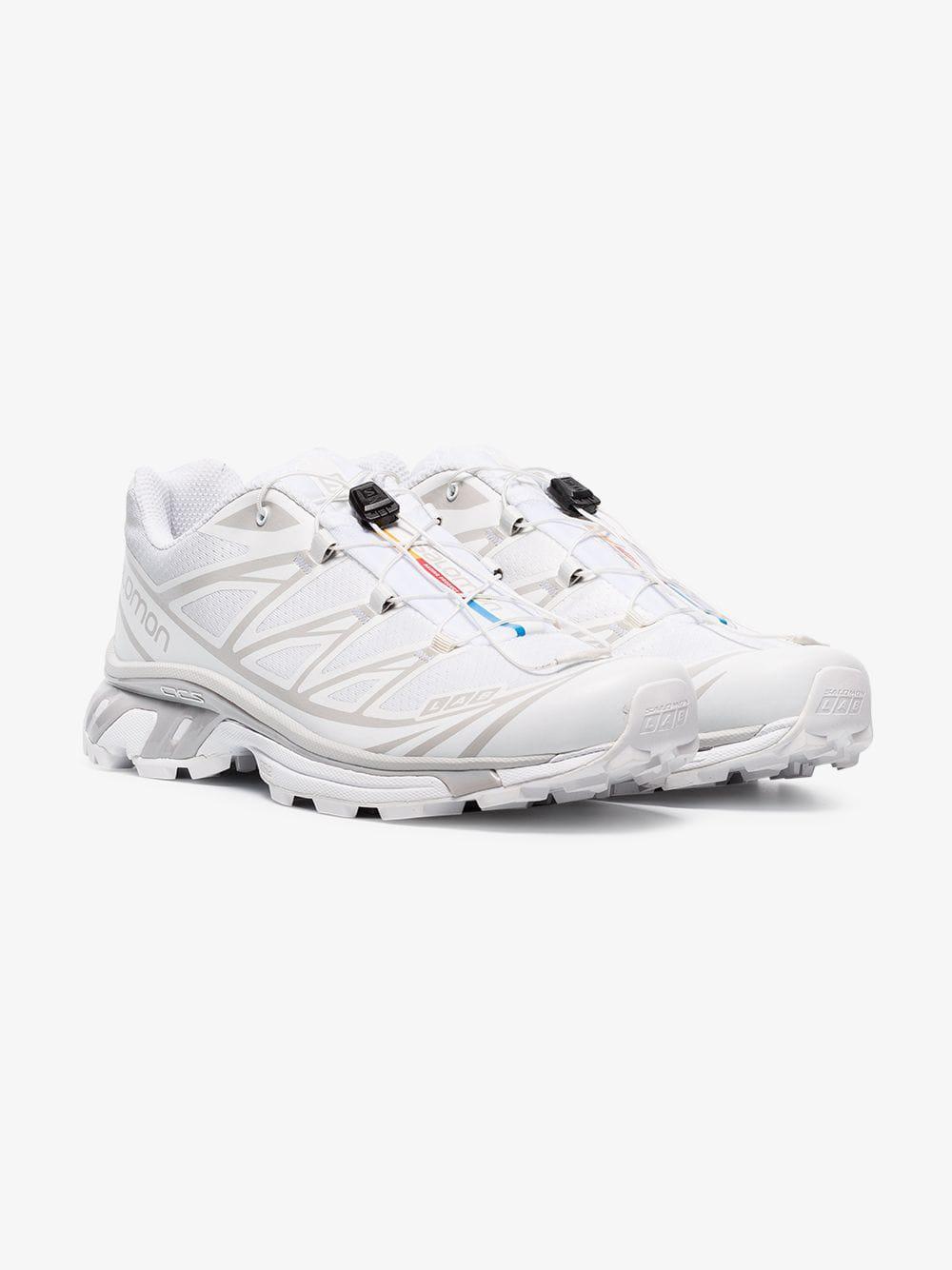 hot sale online 87207 0c8bd Salomon S LAB Xt-6 Adv Sneakers in White for Men - Lyst