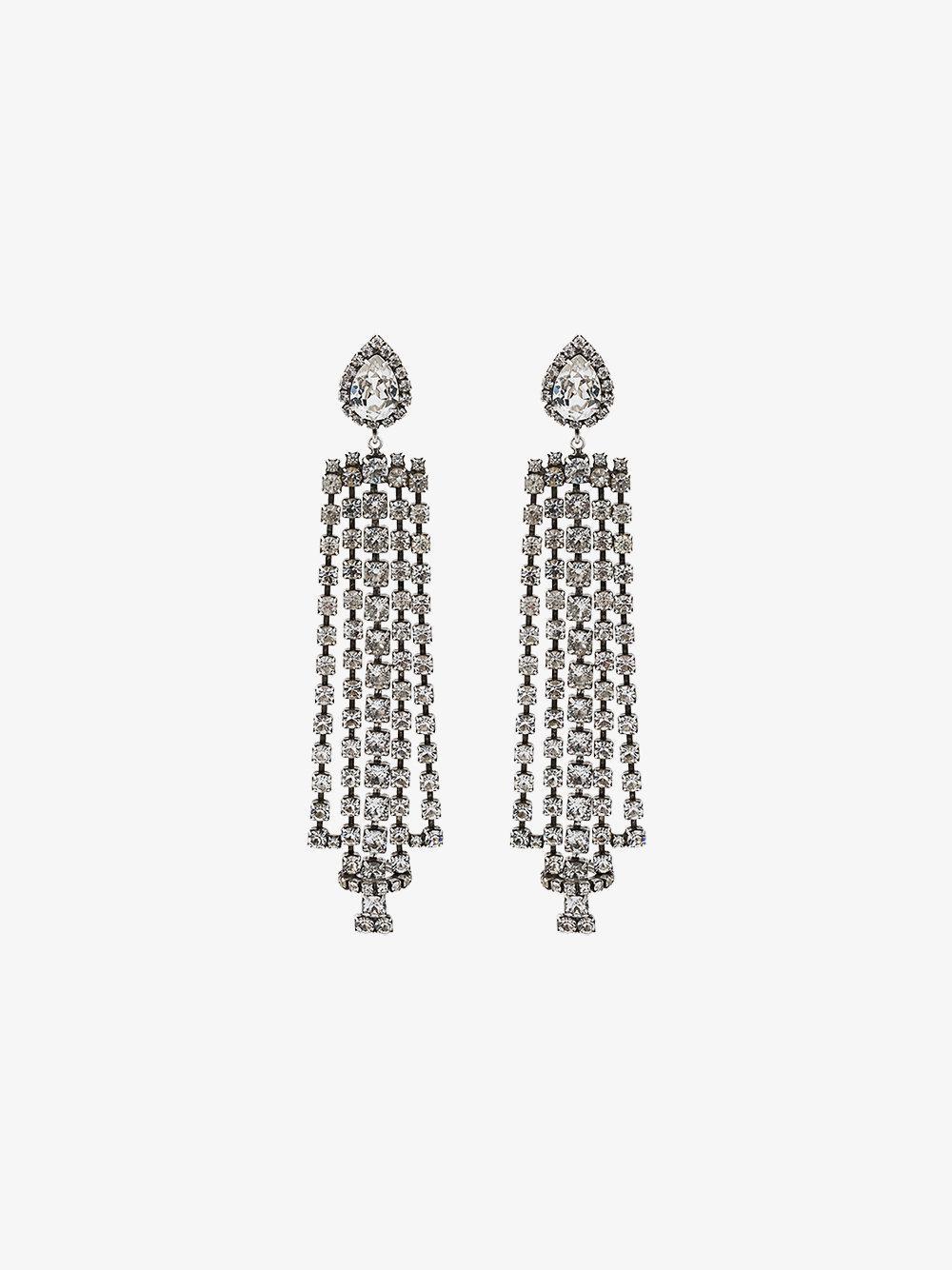 lala rainbow chandelier earrings - Metallic Dannijo yO2Wcgu6