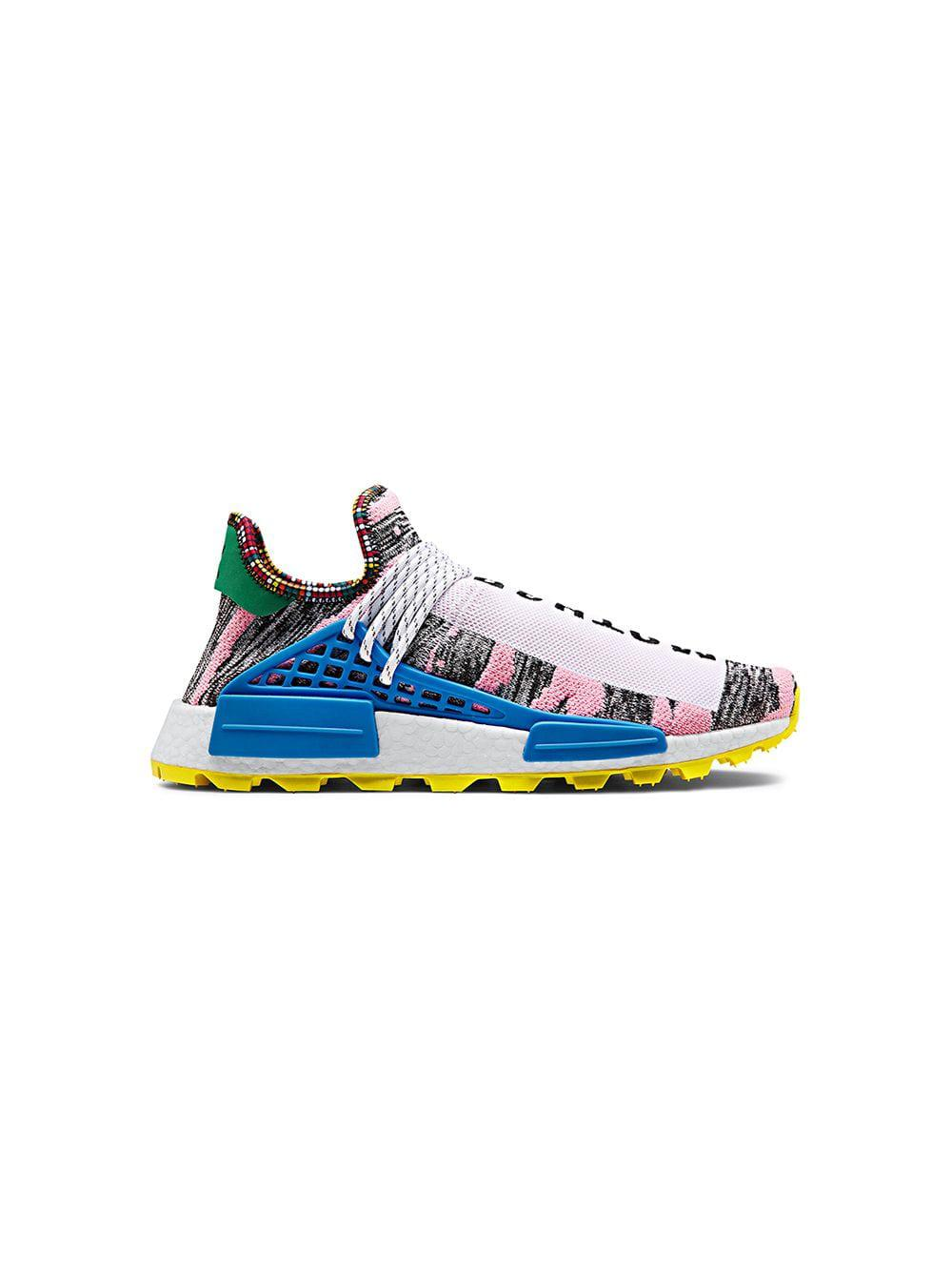fdab762b4 Lyst - adidas Originals X Pharrell Williams Solarhu Nmd  motherland ...