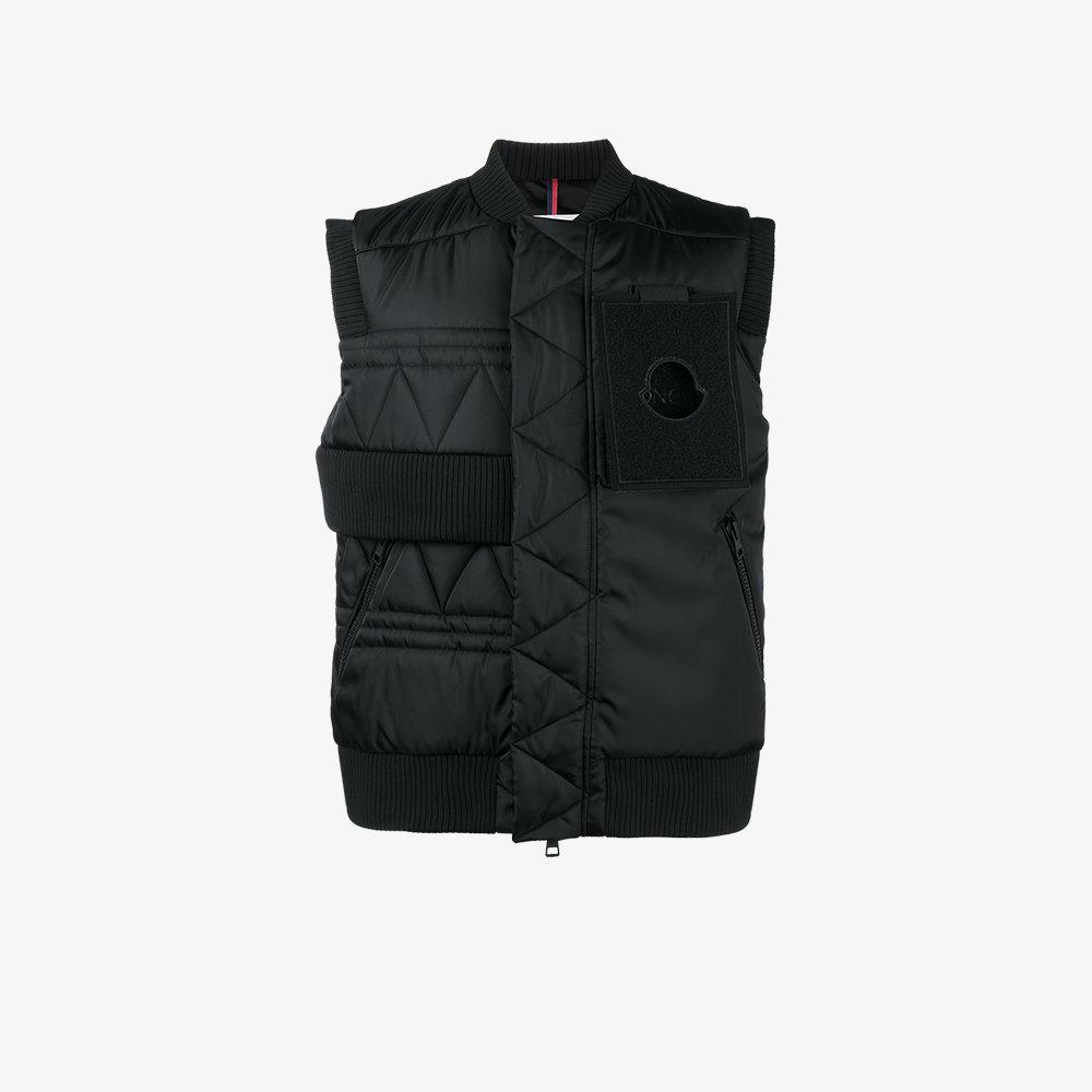 eb0ba060f Moncler X Craig Green Trish Gilet in Black for Men - Lyst
