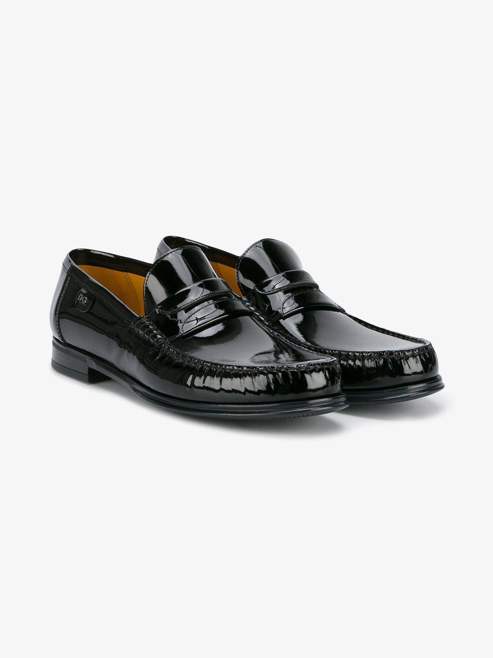 varnished loafers Dolce & Gabbana PMMNn5