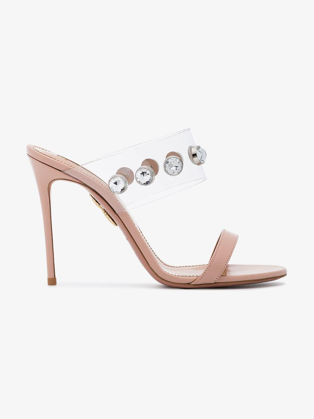 huge discount e49b8 135a8 aquazzura-pinkpurple-Pink-Galaxy-105-Pvc-Crystal-Leather-Mules.jpeg