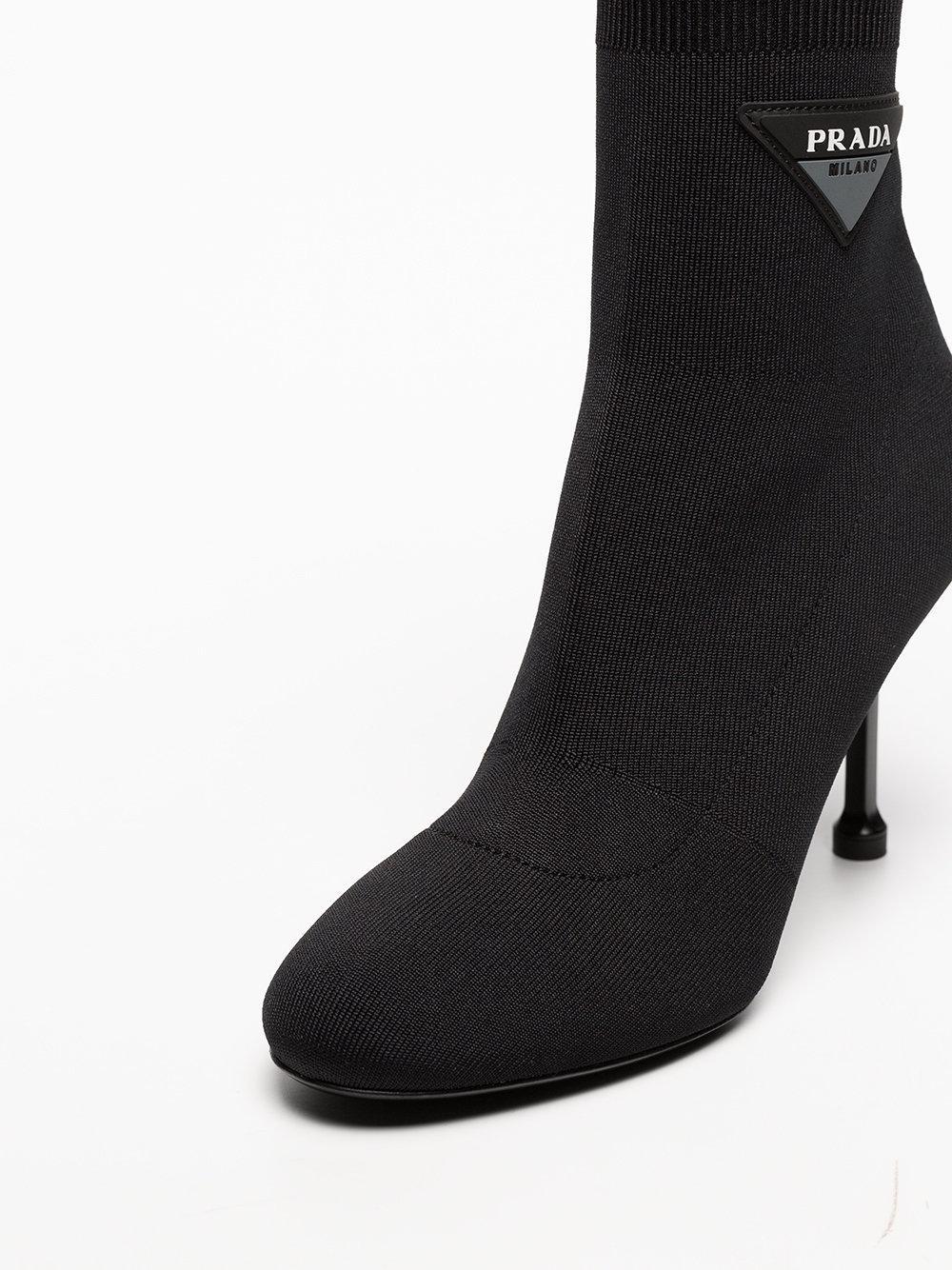 Pradalogo 90 sock booties Fourniture Gratuite D'expédition Acheter Pas Cher Combien Sortie D'usine Rabais Prix Particulier wDC6Wh0