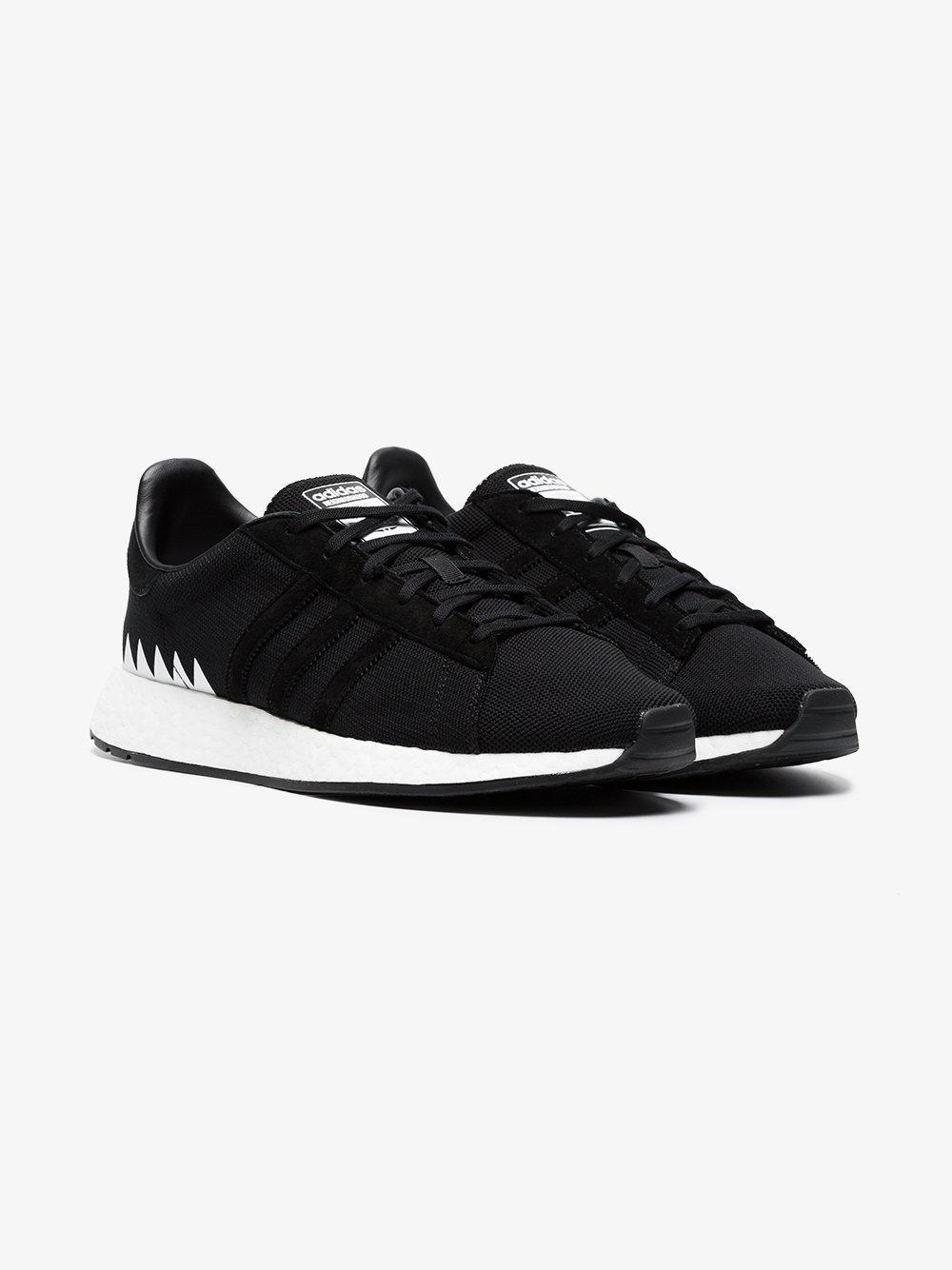 Lyst Adidas x Adidas Chop Shop zapatillas en negro para hombres save 50%