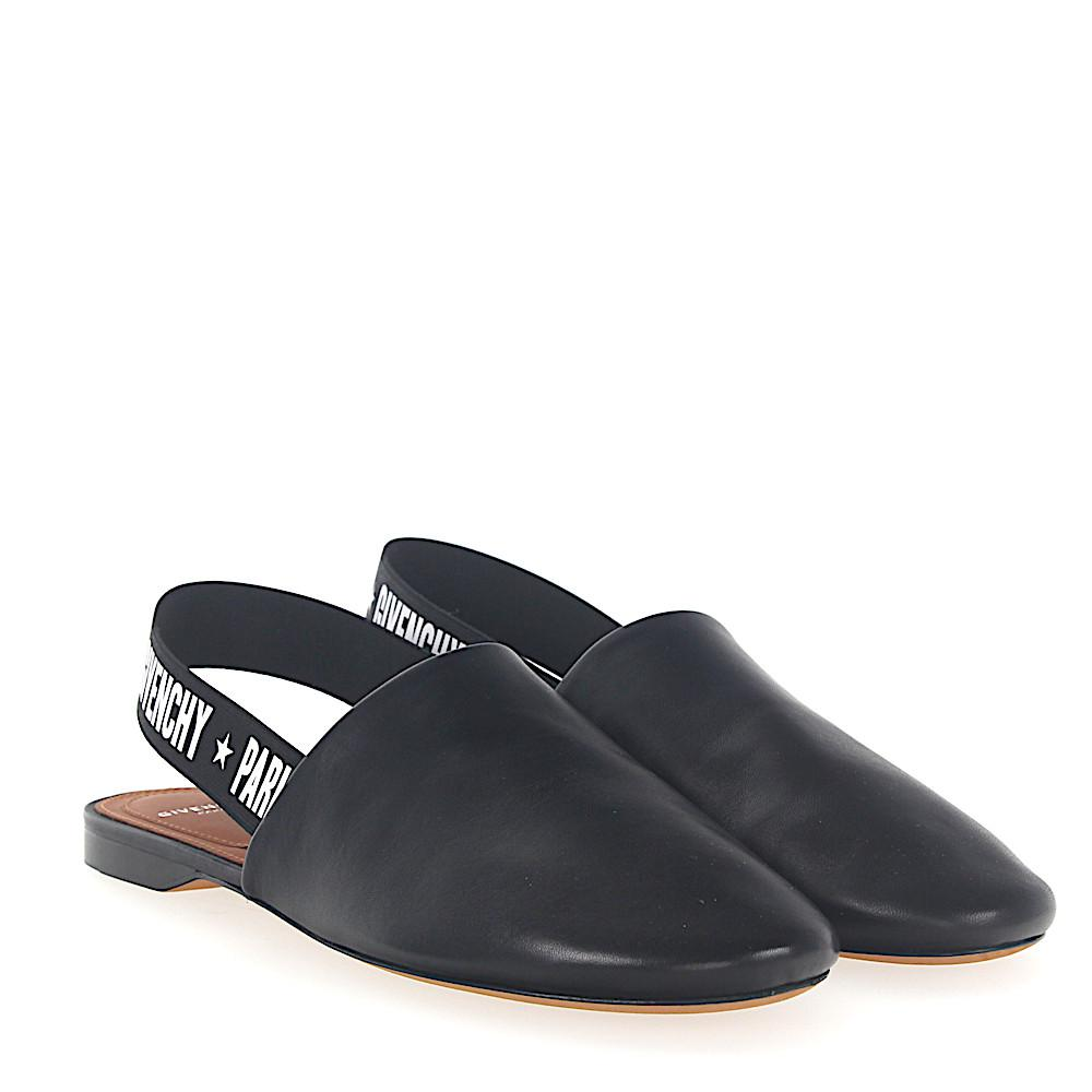 Givenchy Slipper BE2003 leather logo city- Paris OBrnM