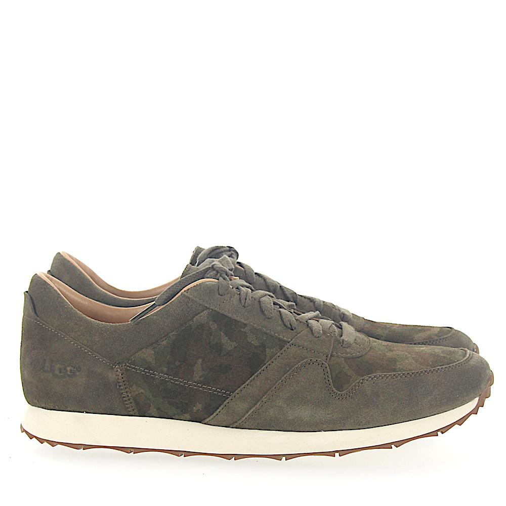 747b9e36d37 Lyst - UGG Sneaker Trigo Suede Logo Camouflage Khaki in Green for Men