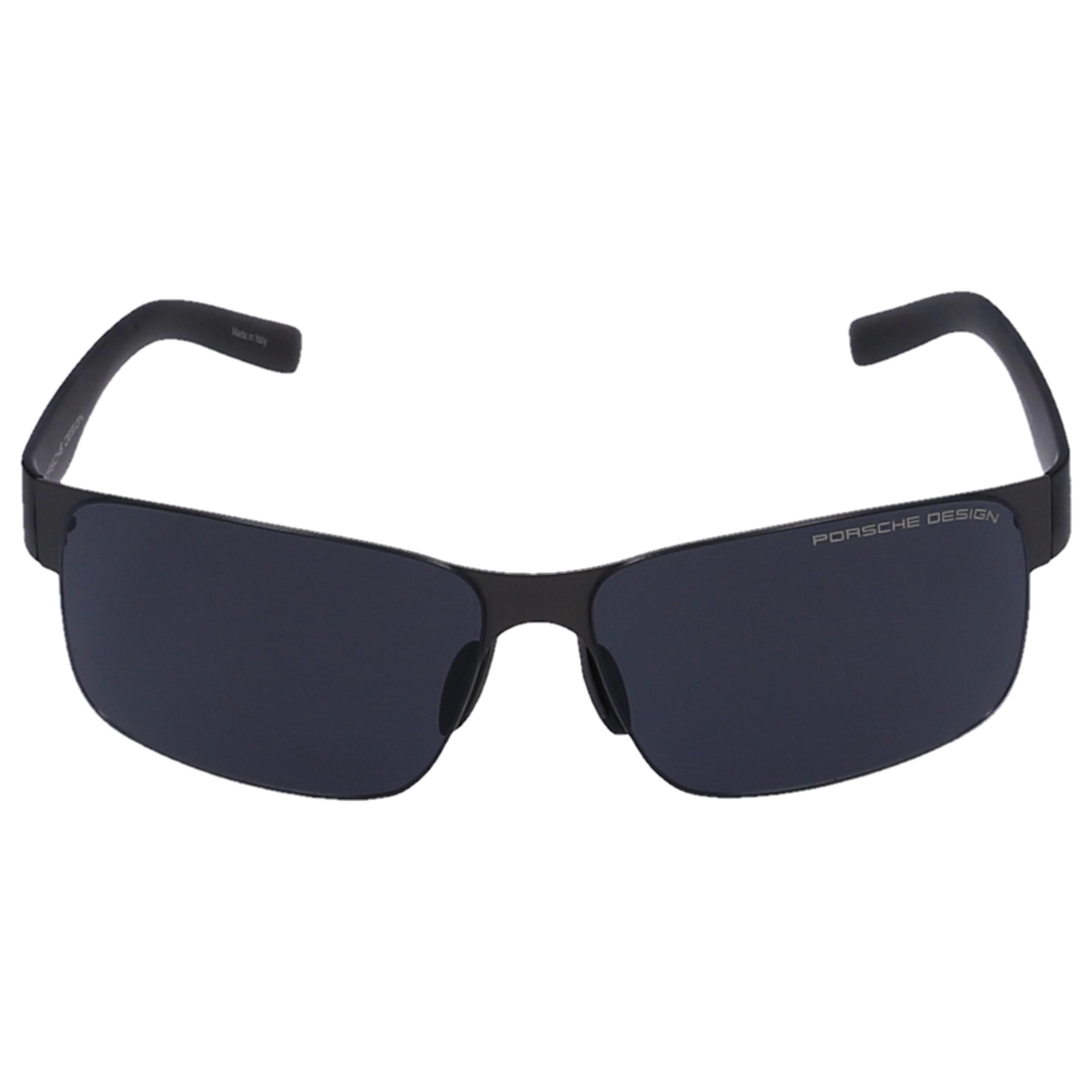9da563c332e Porsche Design - Multicolor Men Sunglasses Wayfarer 8573 Acetate Grey for  Men - Lyst. View fullscreen