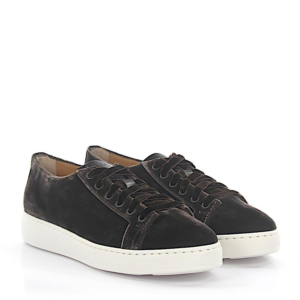 santoni Sneakers 60248 velvet NPY6TuG