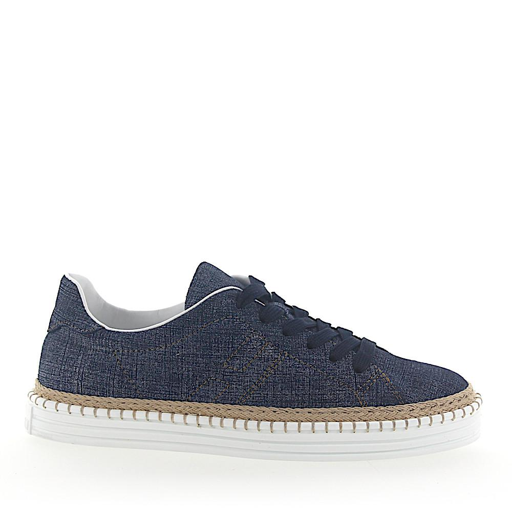 Cheap Sale Finishline Buy Online Authentic Hogan Sneakers R260 Denim jeansblau beige Newest Cheap Online Buy Cheap Footlocker Pictures nHLwR