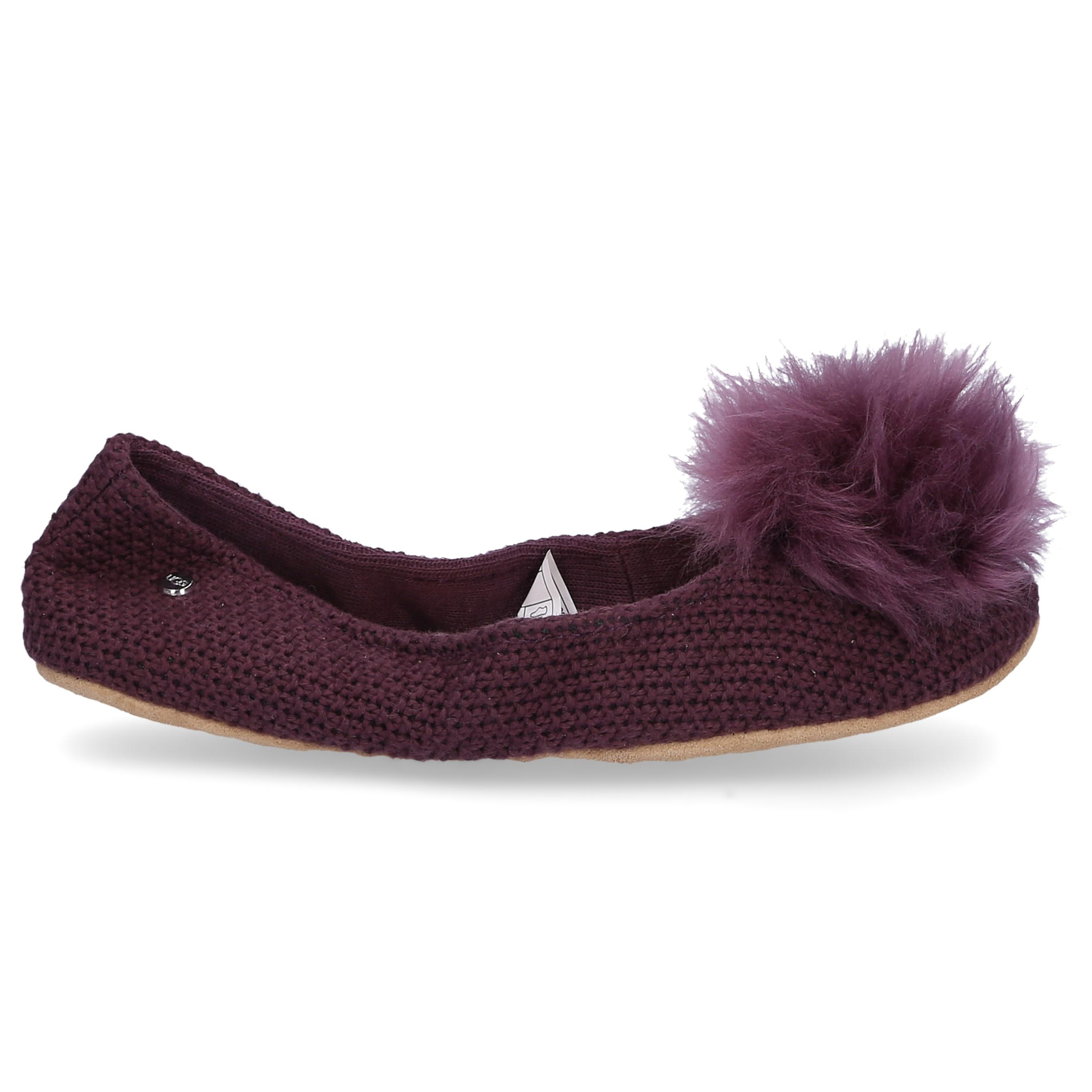 d1e49207b03 Lyst - UGG Slippers Andi in Red