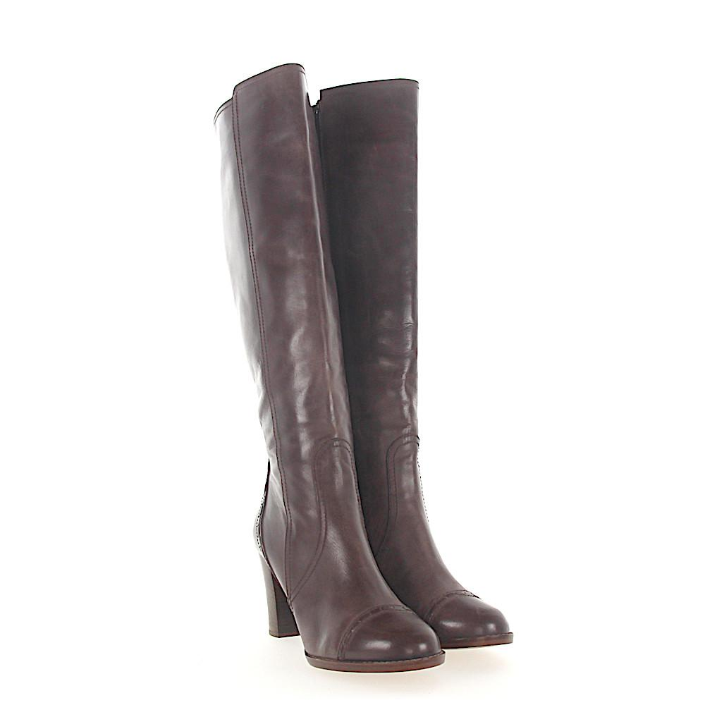 Chloé Boots 13039 leather fI4o4BN