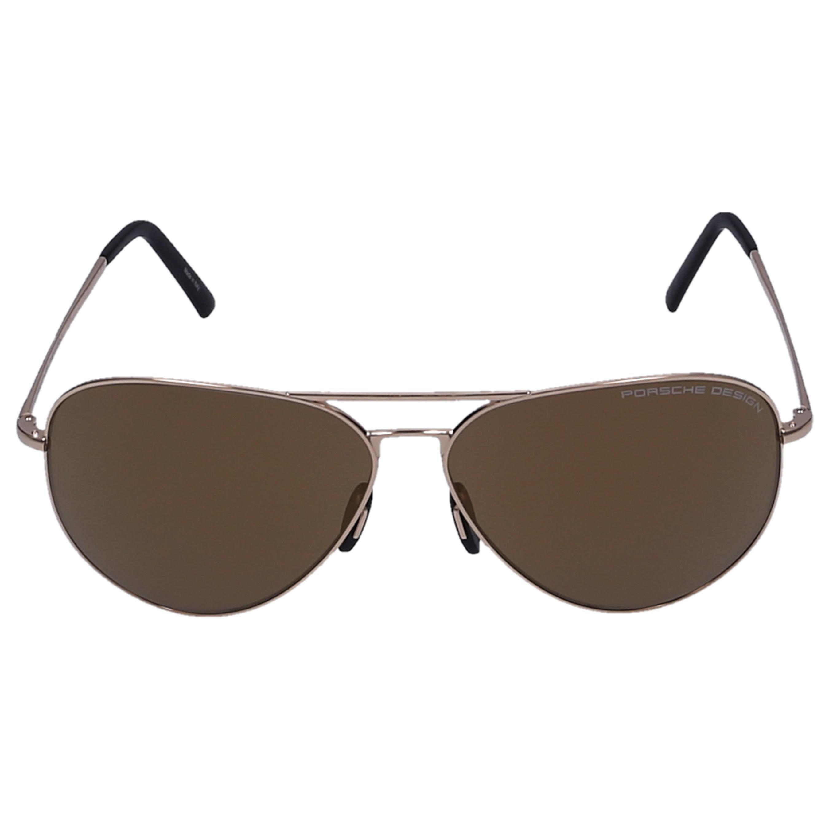 dfefaea595f Lyst - Porsche Design Men Sunglasses Aviator 8508 Metal Gold in ...