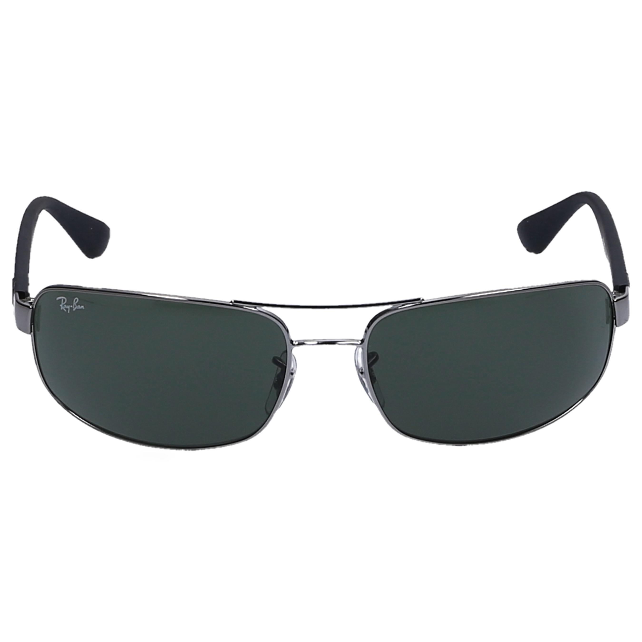 e763974511 Lyst - Ray-Ban Sunglasses Aviator 3445 Acetate Black in Black for Men