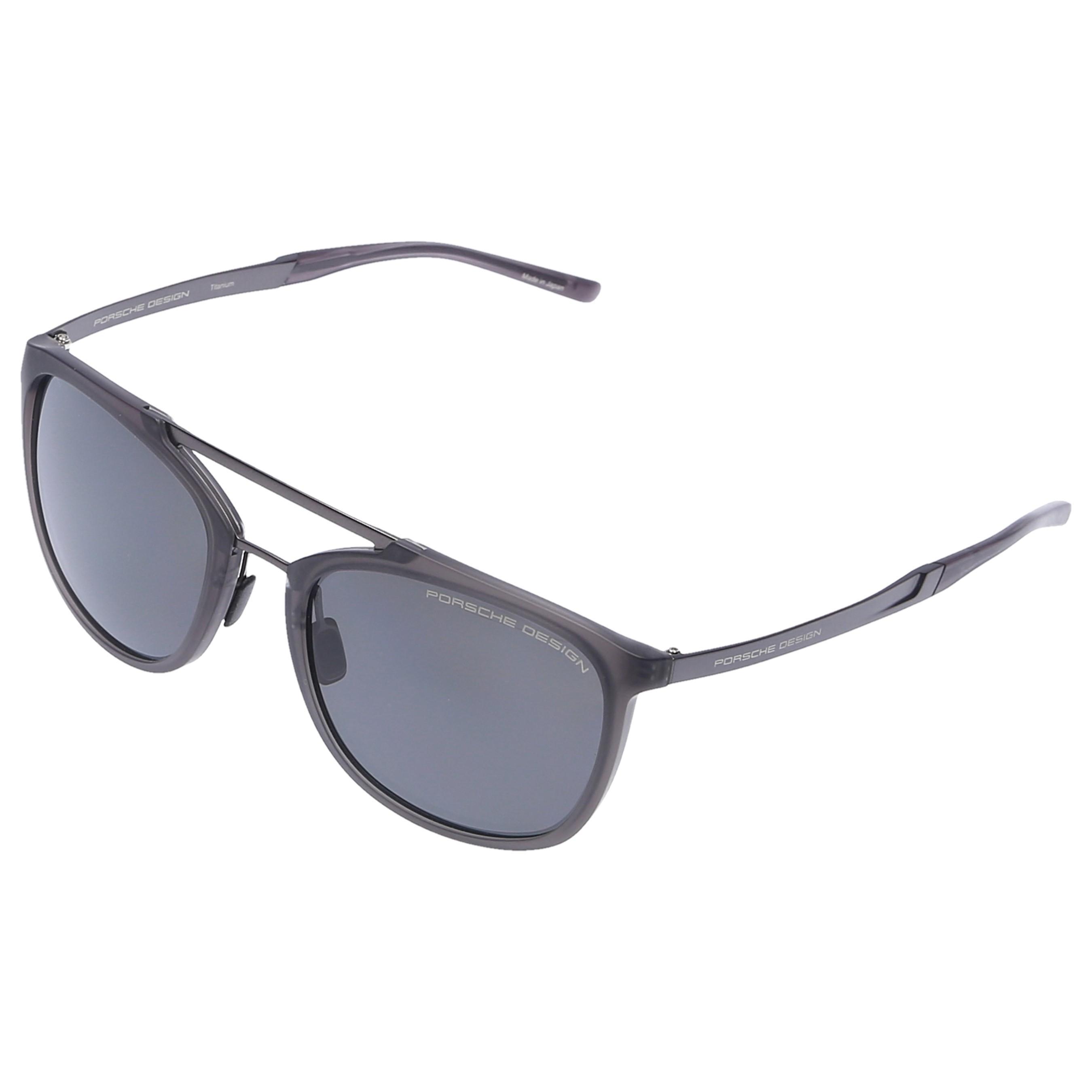 32e4423741 Lyst - Porsche Design Men Sunglasses D-frame 8671 Acetate Titanium ...
