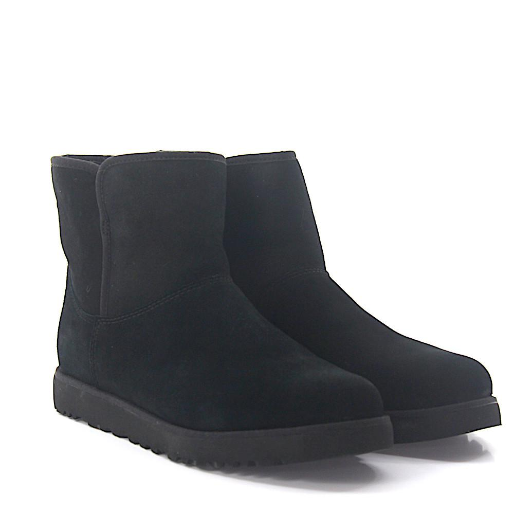 UGG Boots Cory suede lamb fur UD1G4