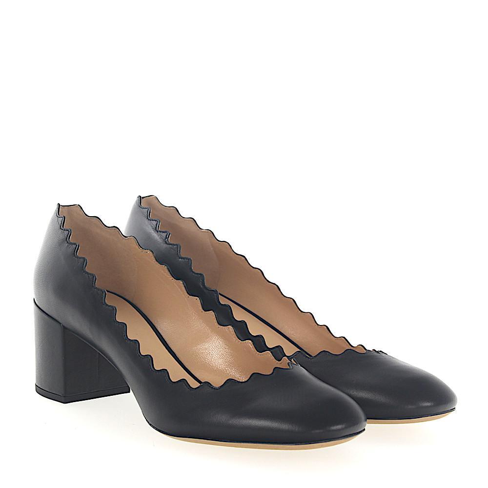 Pumps LAUREN nappa leather black Chlo Sale Big Discount 5A42R71aQ
