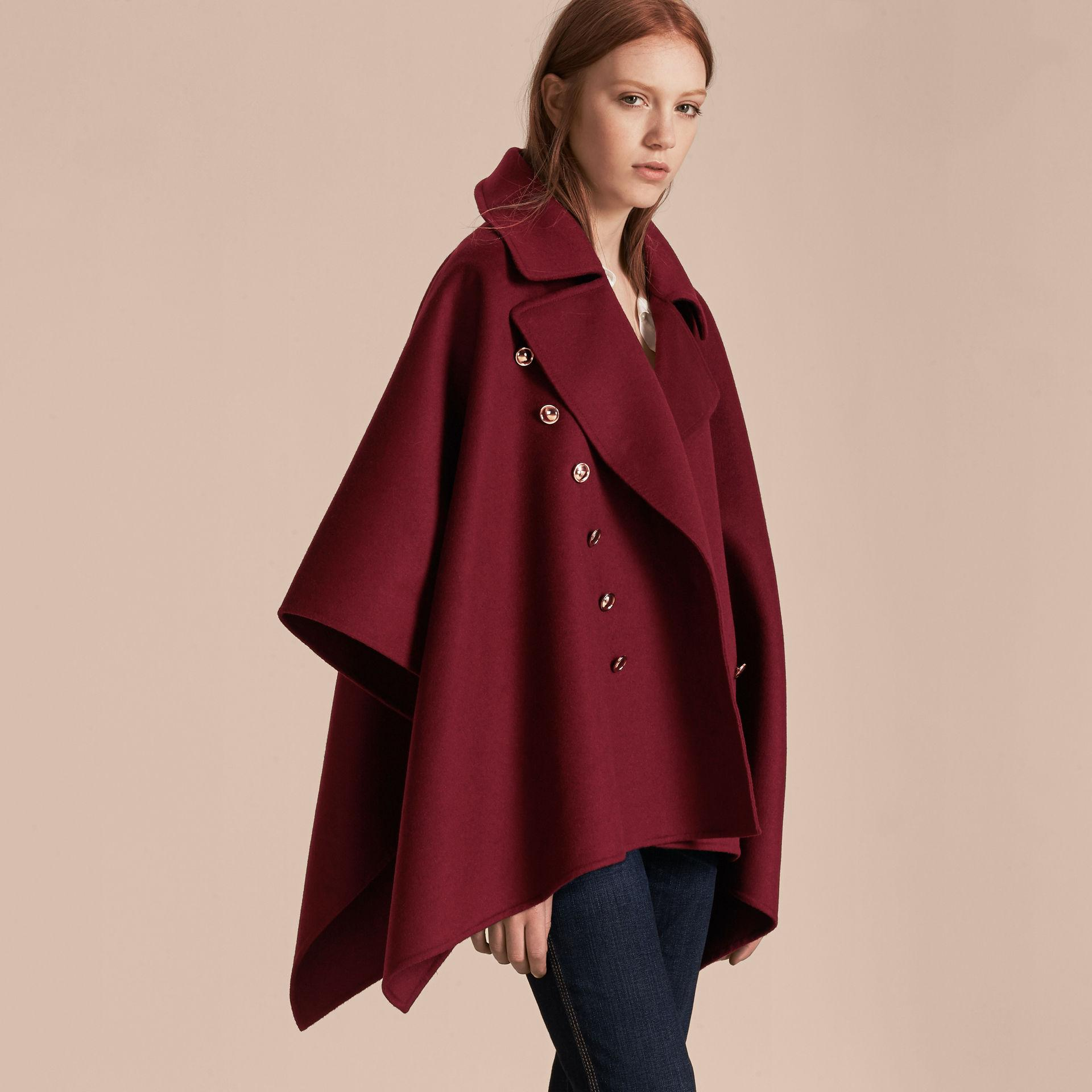 Poncho Military Henlea Burberry