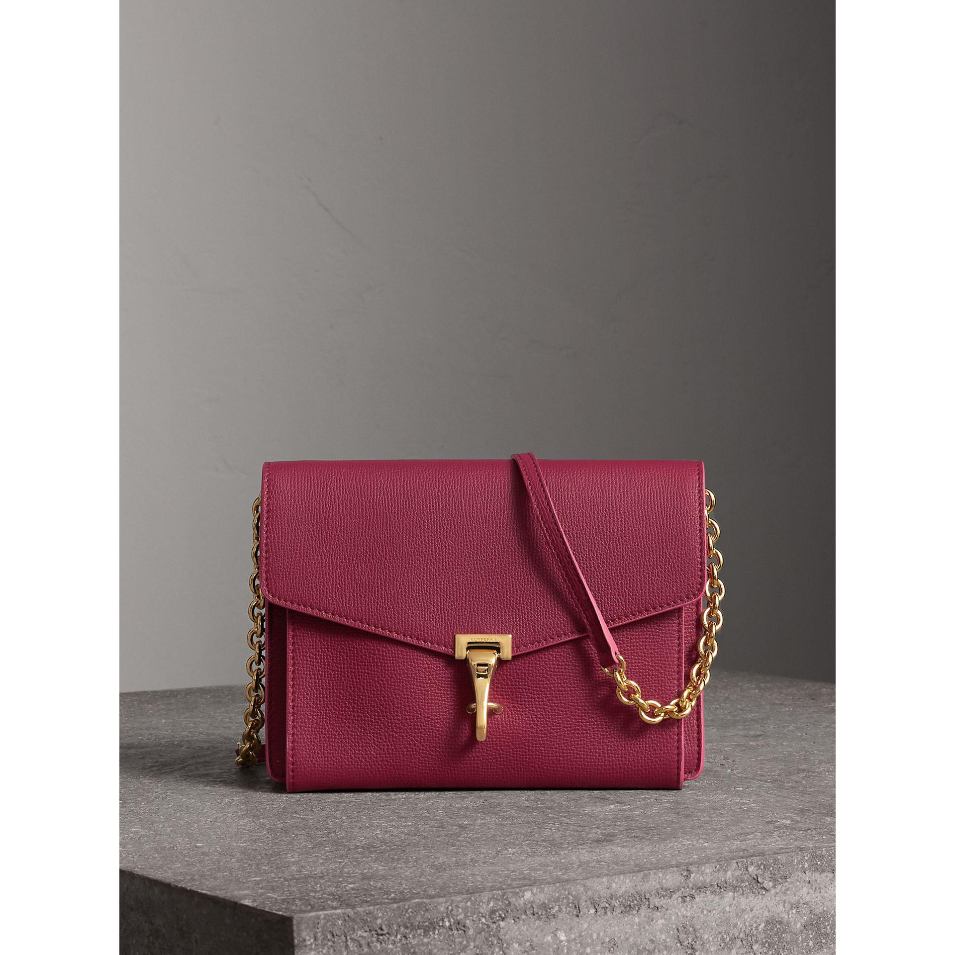 1f75d71d7fb1 Burberry Small Grainy Leather Crossbody Bag - Women