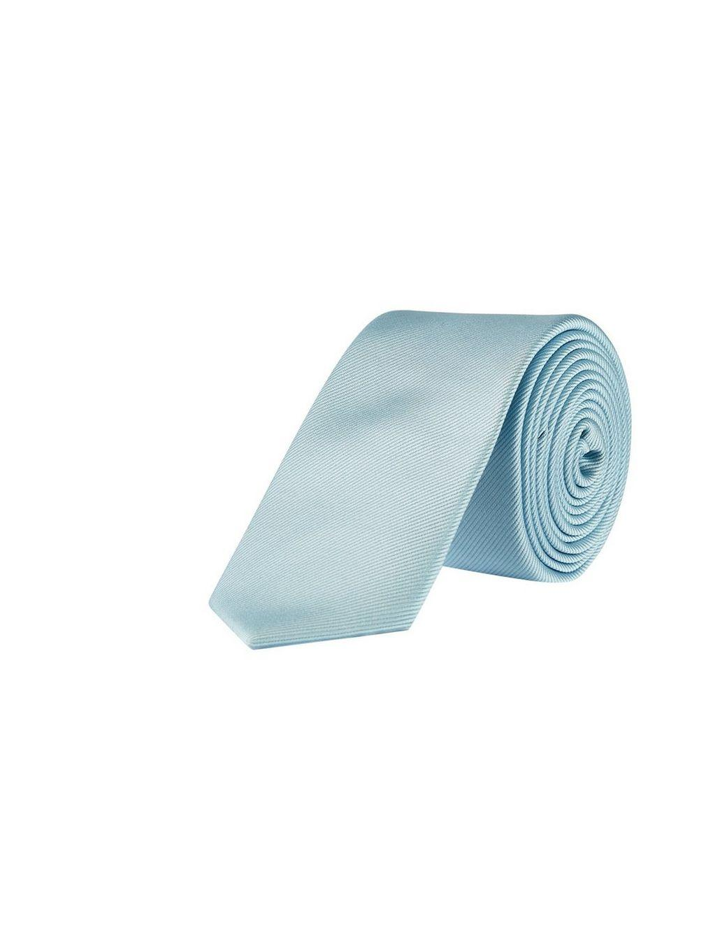 d7dd0f85e02a Burton Mid Blue Tie And Matching Pocket Square Set in Blue for Men - Lyst