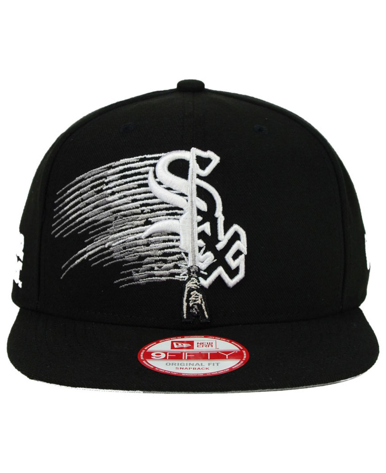 official photos 19e75 d44d7 ... italy lyst ktz chicago white sox star wars logoswipe 9fifty snapback  cap 4902a 05fd8 ...