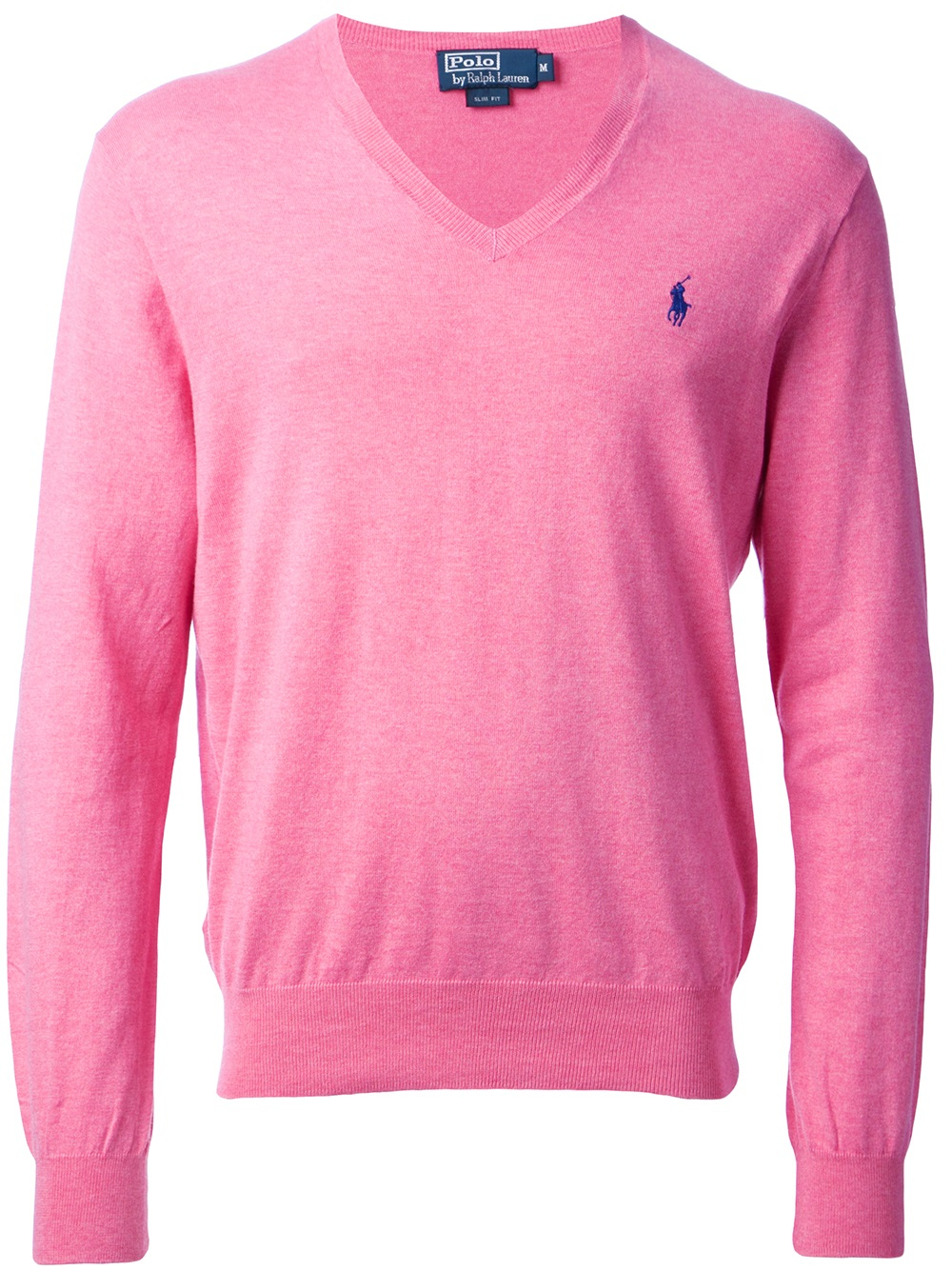 Lyst Polo Ralph Lauren Classic Sweater In Purple For Men