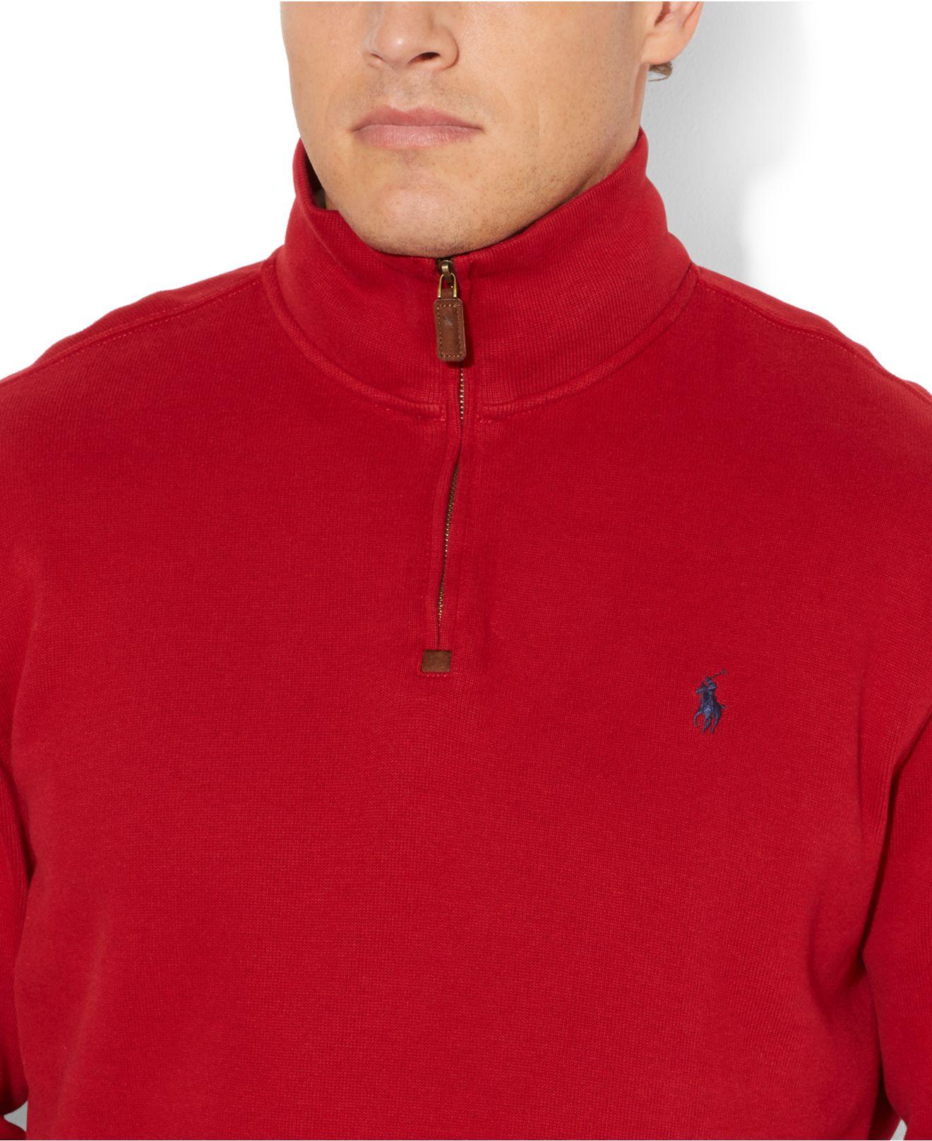 Polo Ralph Lauren Full-Zip French-Rib Hoodie