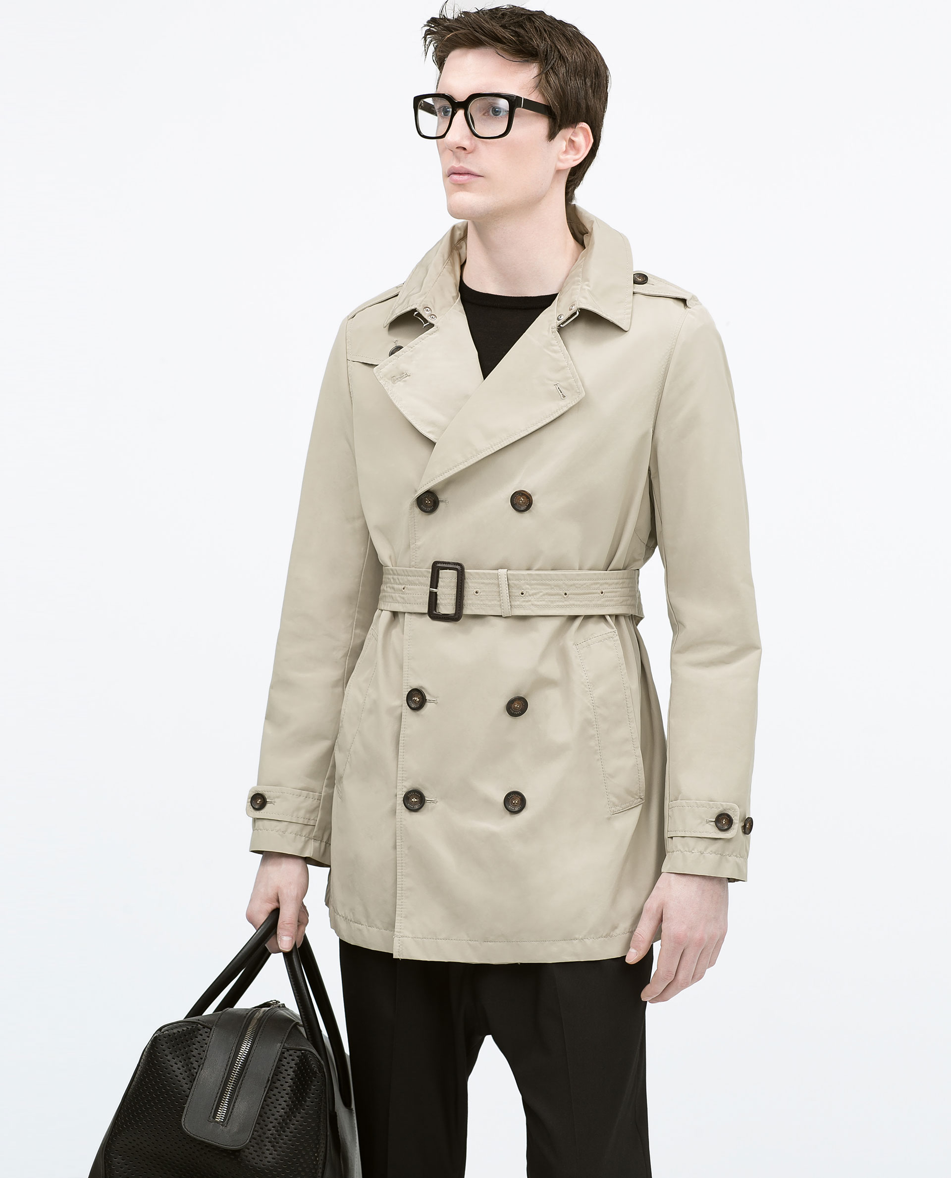 6 Men's Trench Coats To Consider This Autumn recommend