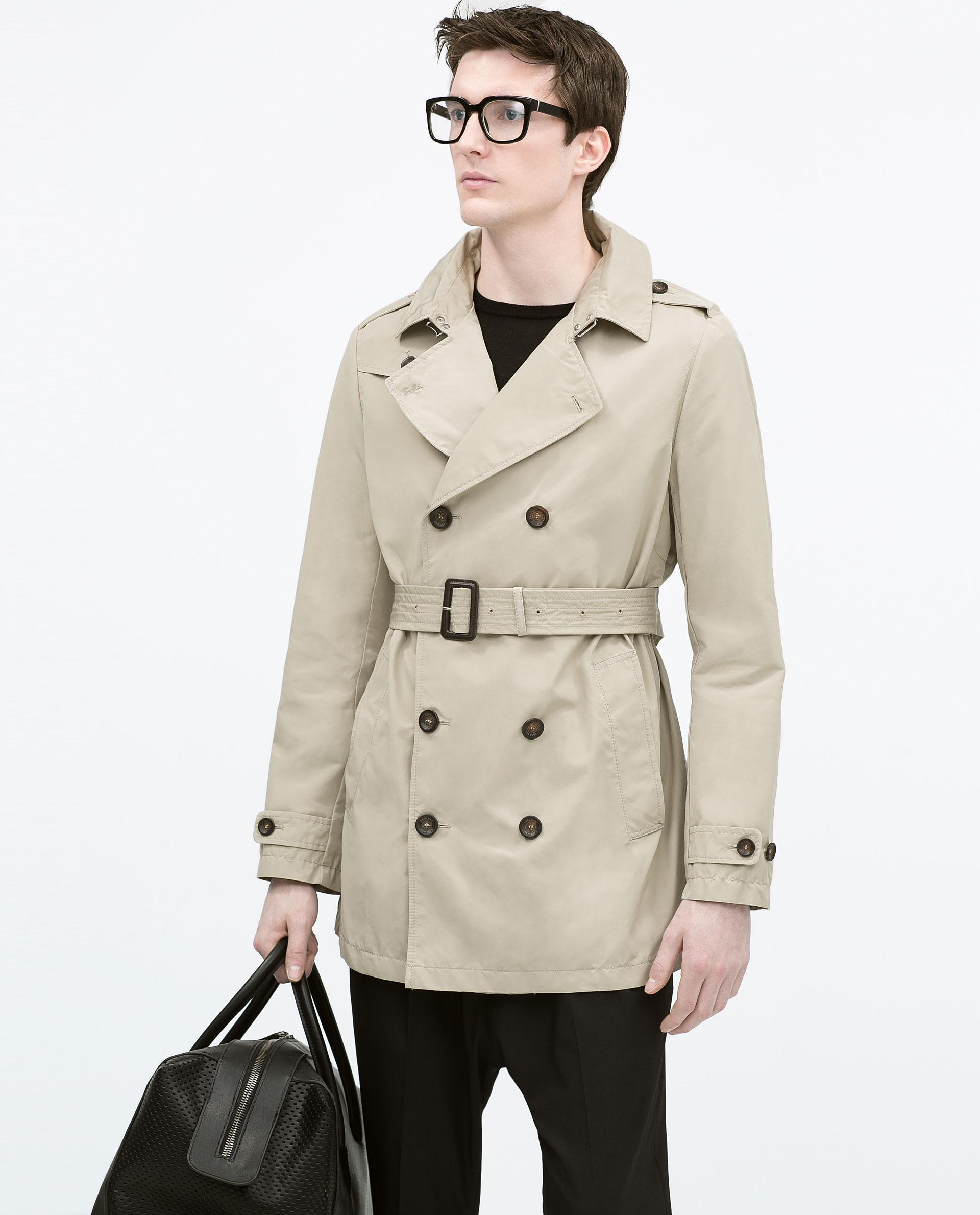 c52c1f56 Allsaints Us Women S Leather Jackets Now. Zara Women Faux Suede Trench Coat  4968 221 Us45384 ...