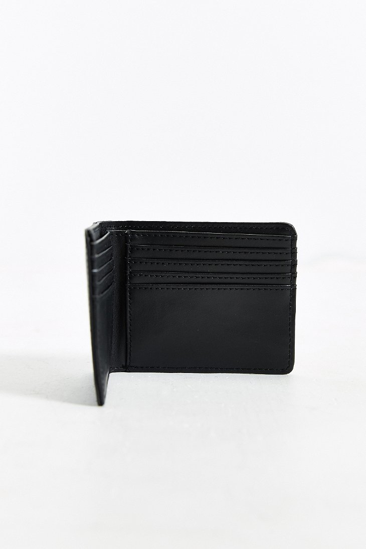 75d1bcbf89f5d9 Lyst - Vans Full Patch Bifold Wallet in Black for Men