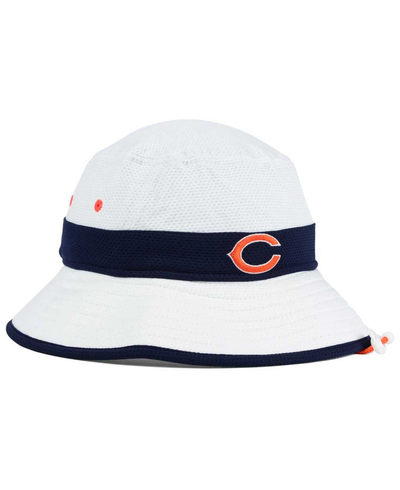 8f0985861ea Lyst - KTZ Chicago Bears Training Camp Official Bucket Hat in Black ...
