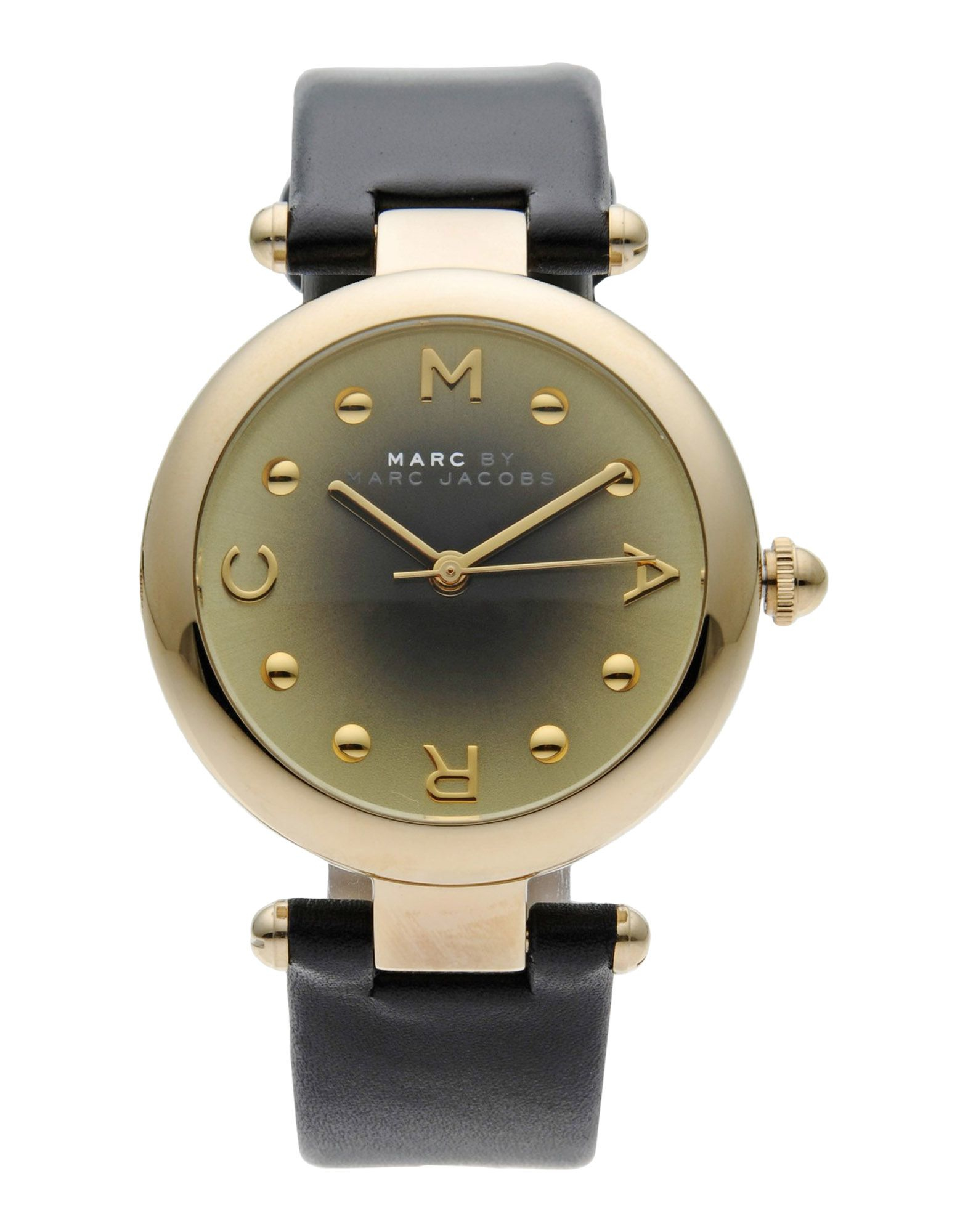 Marc By Jacobs Laukku : Marc by jacobs wrist watch in metallic lyst