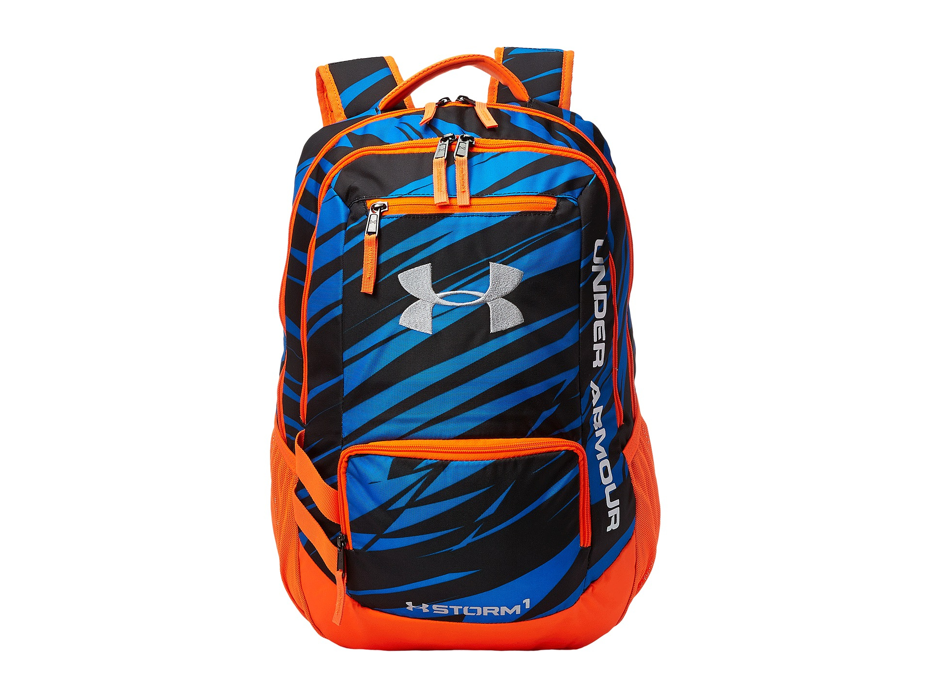 4caf952a1e0c Lyst - Under Armour Ua Hustle Backpack Ii in Orange for Men