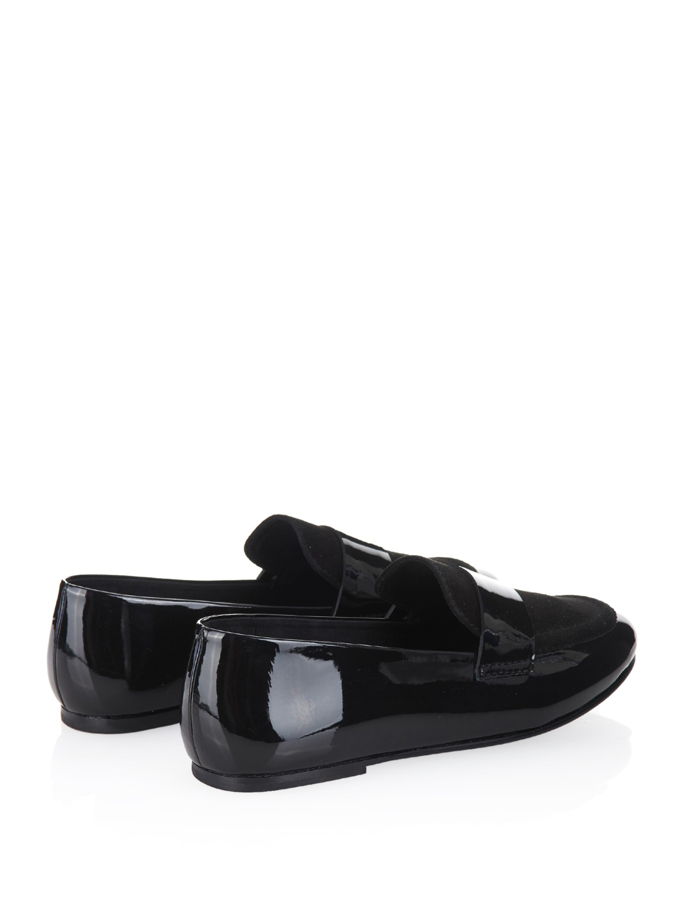 NewbarK Claude Patent Leather Loafers free shipping big sale pay with paypal cheap price zfxDr