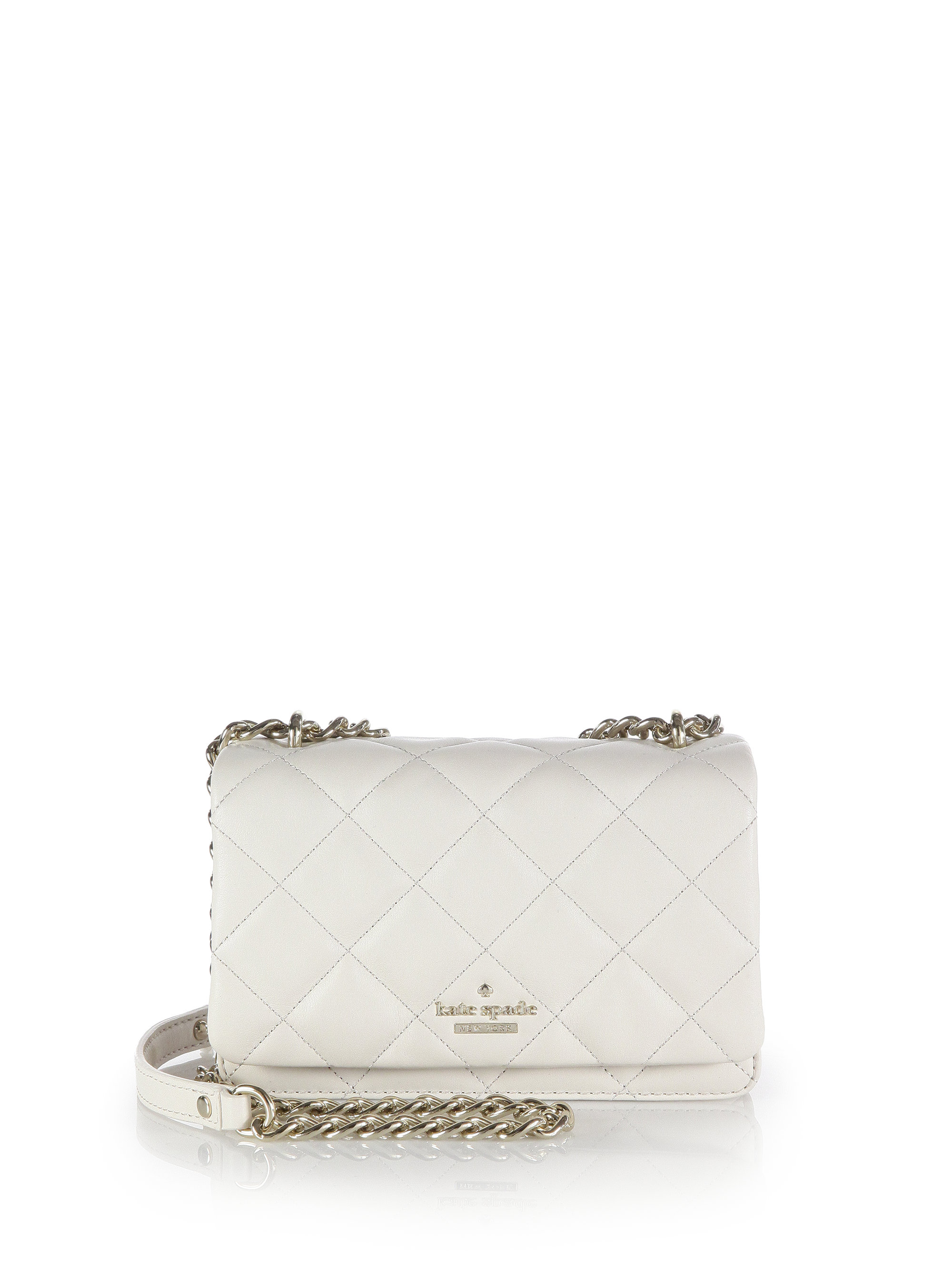 Kate Spade New York Emerson Place Vivenna Quilted Leather