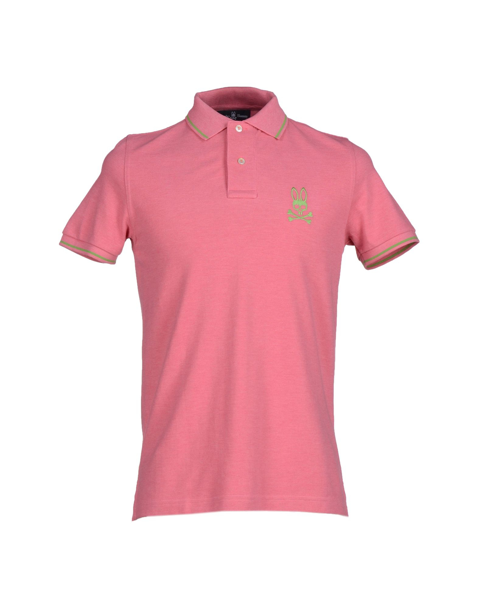 eca821ceb Psycho Bunny Polo Shirt in Pink for Men - Lyst