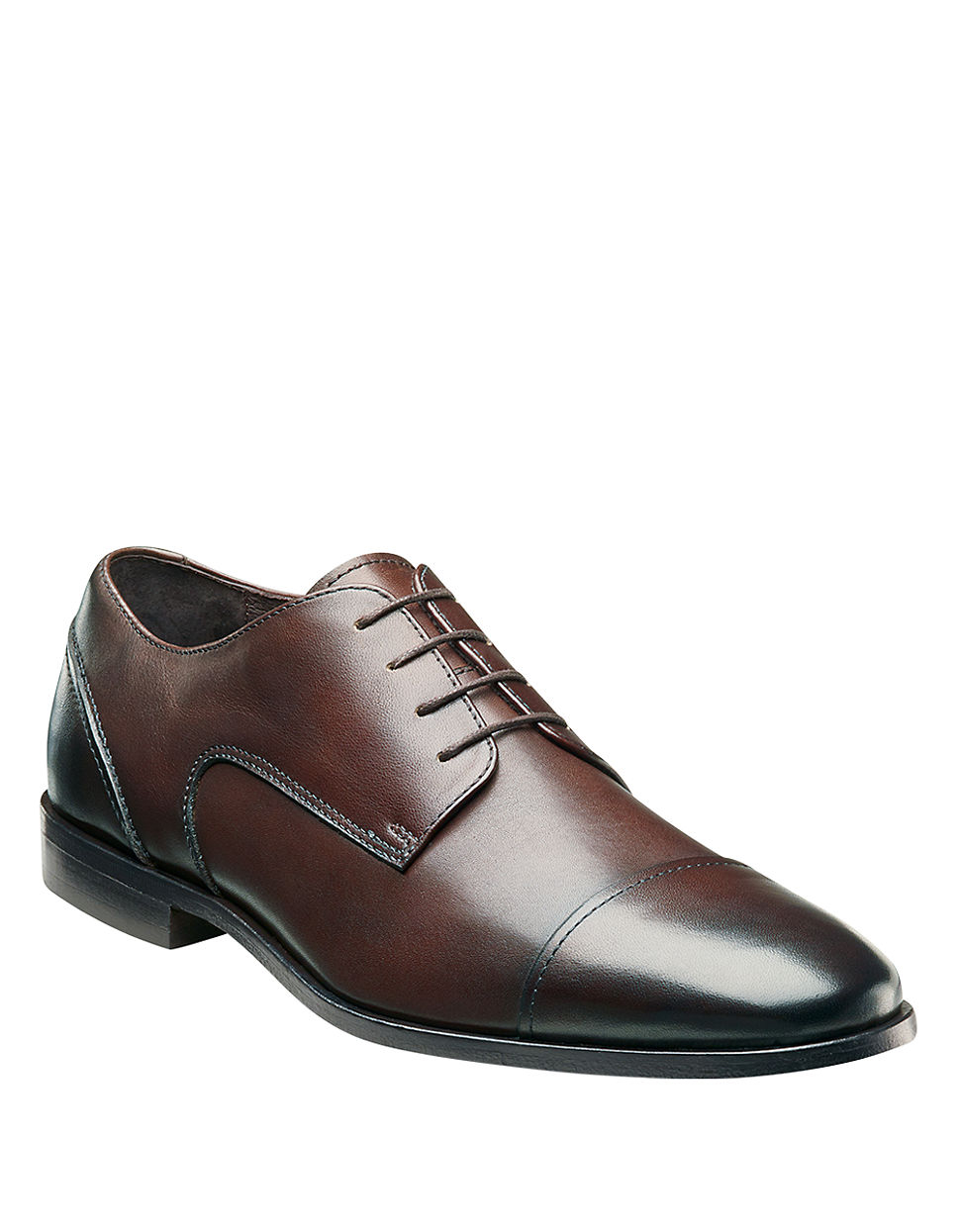 Florsheim Jet Cap Toe Lace Up Shoes