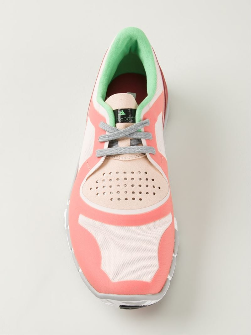 81e3702f7f22 adidas By Stella McCartney Alayta Sneakers in Pink - Lyst
