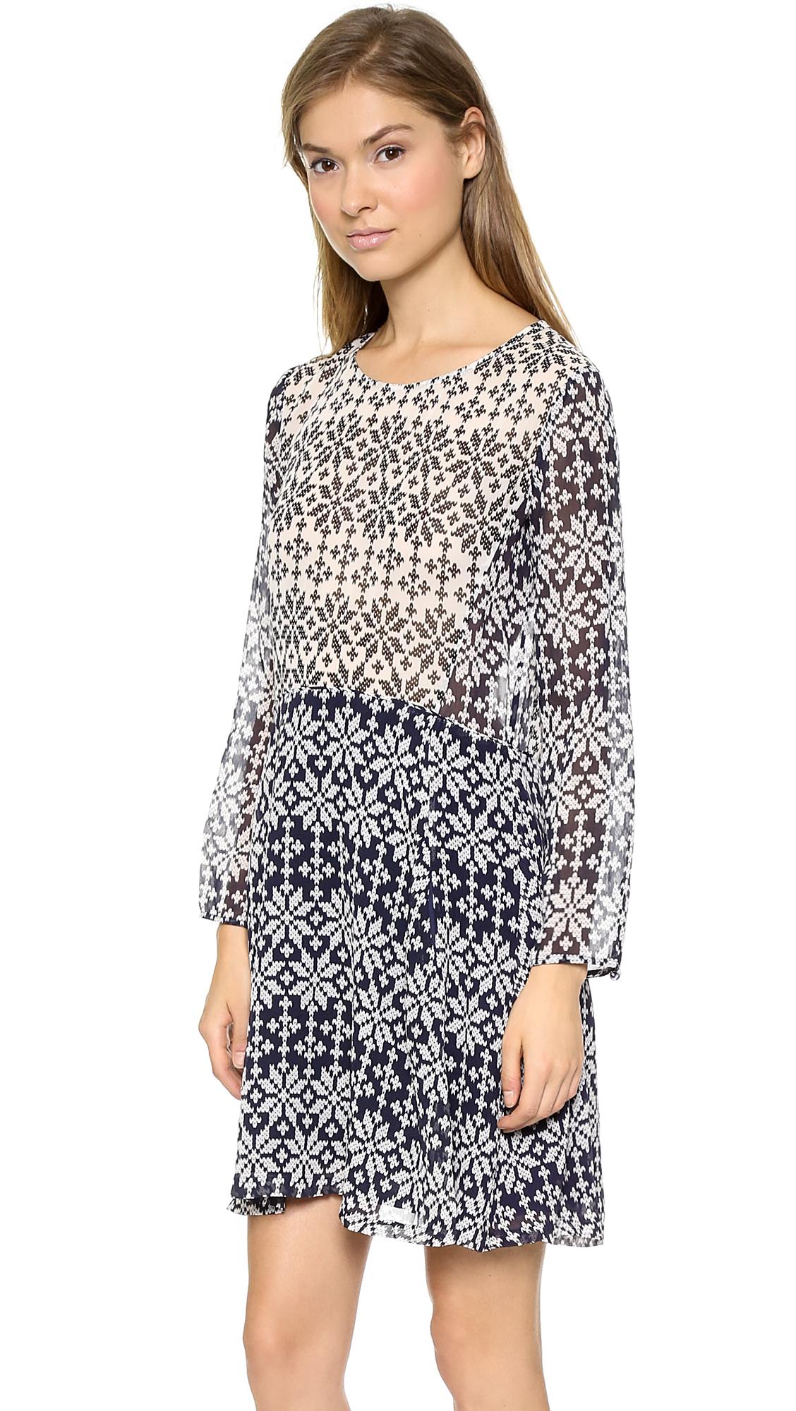 Dress Week Mark 3 Featuring Paul Joe Sister Multicolour Islande Knit Print