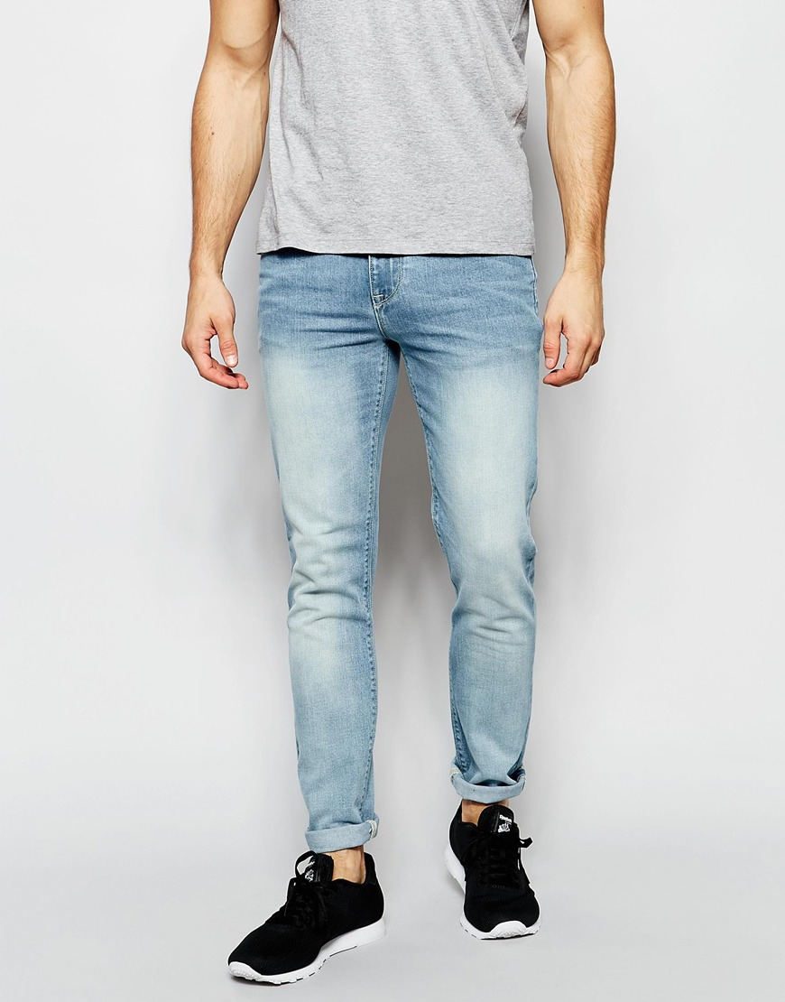 Light blue mid wash skinny jeans Save. Was £ Then £ Now £ > More colour options. Red Herring Dark blue dark wash 'Carly' waist enhancer skinny jeans Save. Was £ Now £ Principles Petite Blue mid wash cropped petite skinny jeans Save.