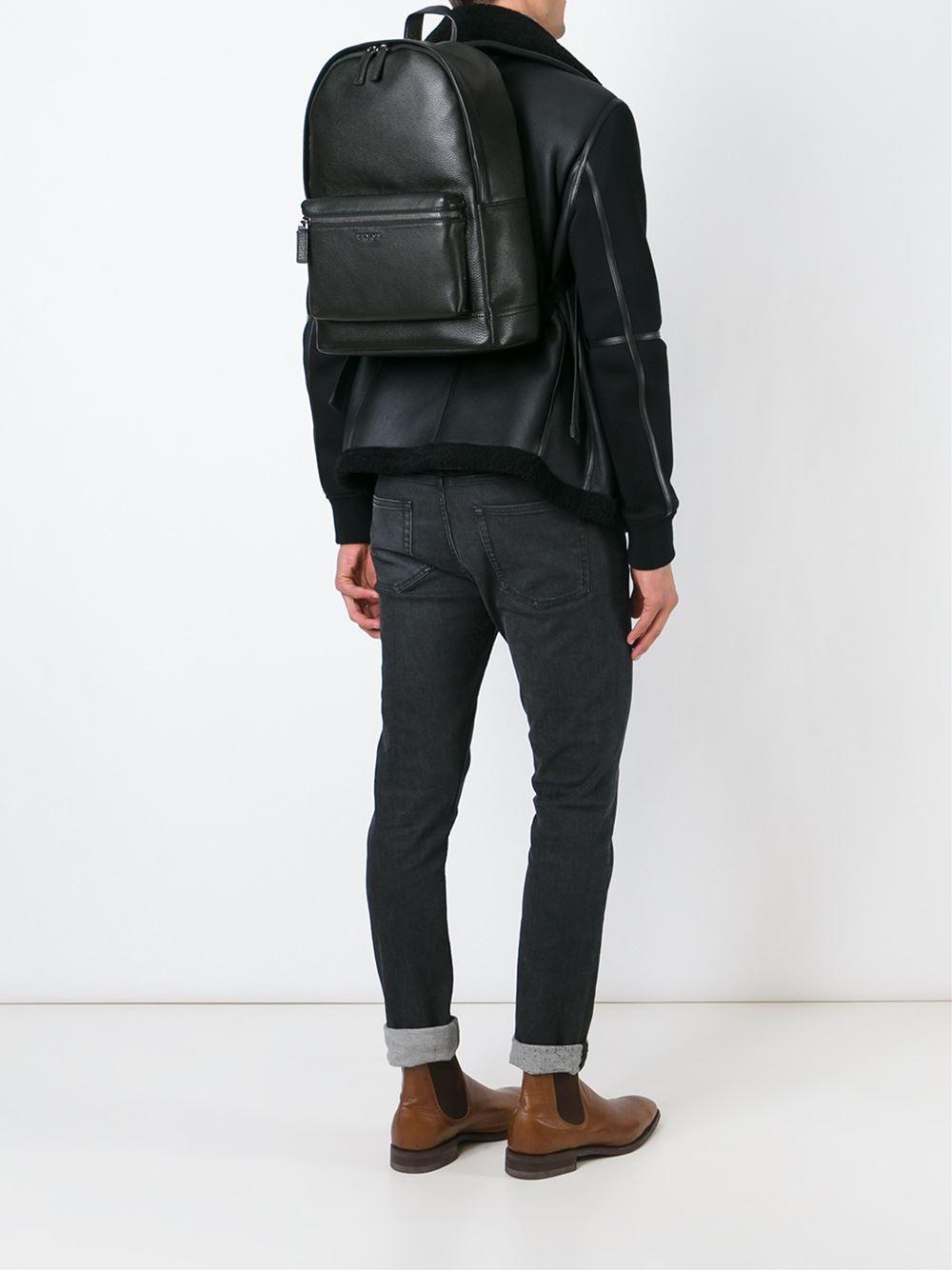 b54880215627 ... order lyst michael kors bryant backpack in black for men 20699 16178