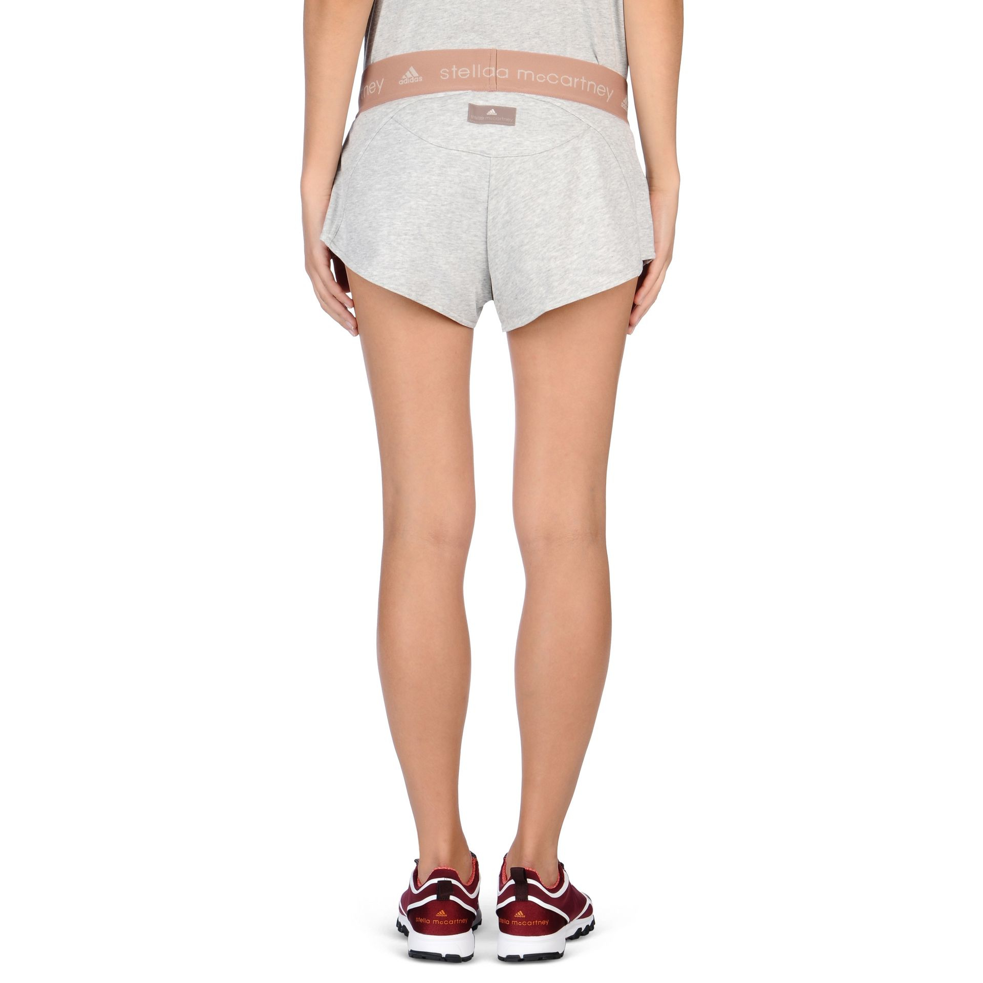 Sneakernews Cheap Online Adidas By Stella Mccartney essential knit shorts Sale Perfect Y5Ckq9N